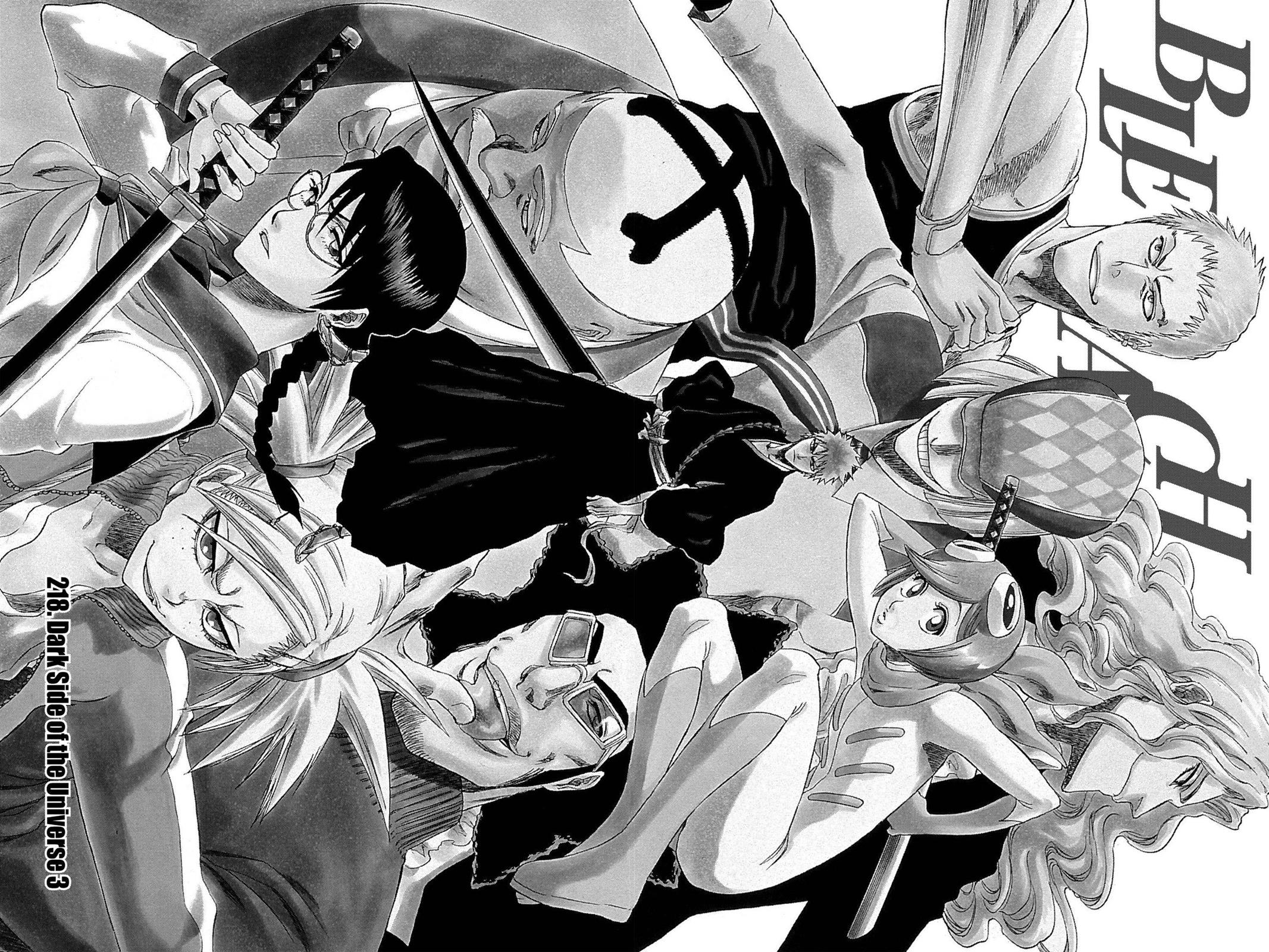 Bleach, Chapter 218 image 002