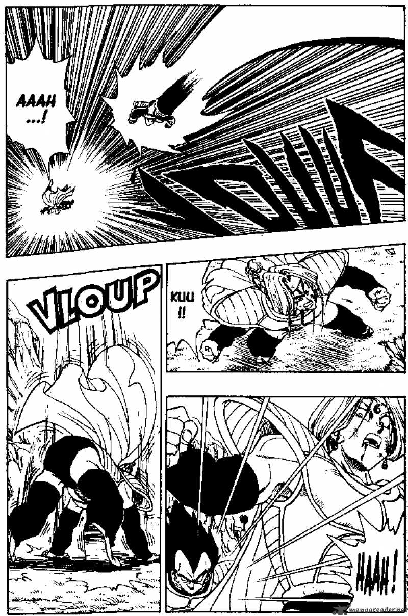 Dragon Ball, Chapter 262 image 013