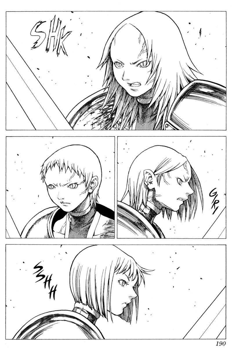 Claymore, Chapter 27 image 024