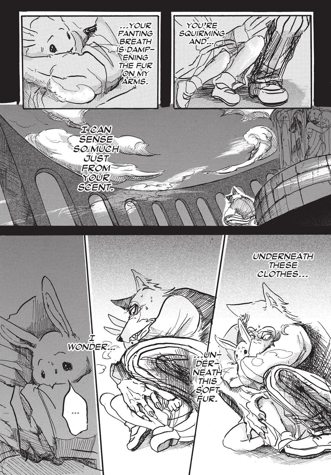 Beastars Manga, Chapter 5 image 004