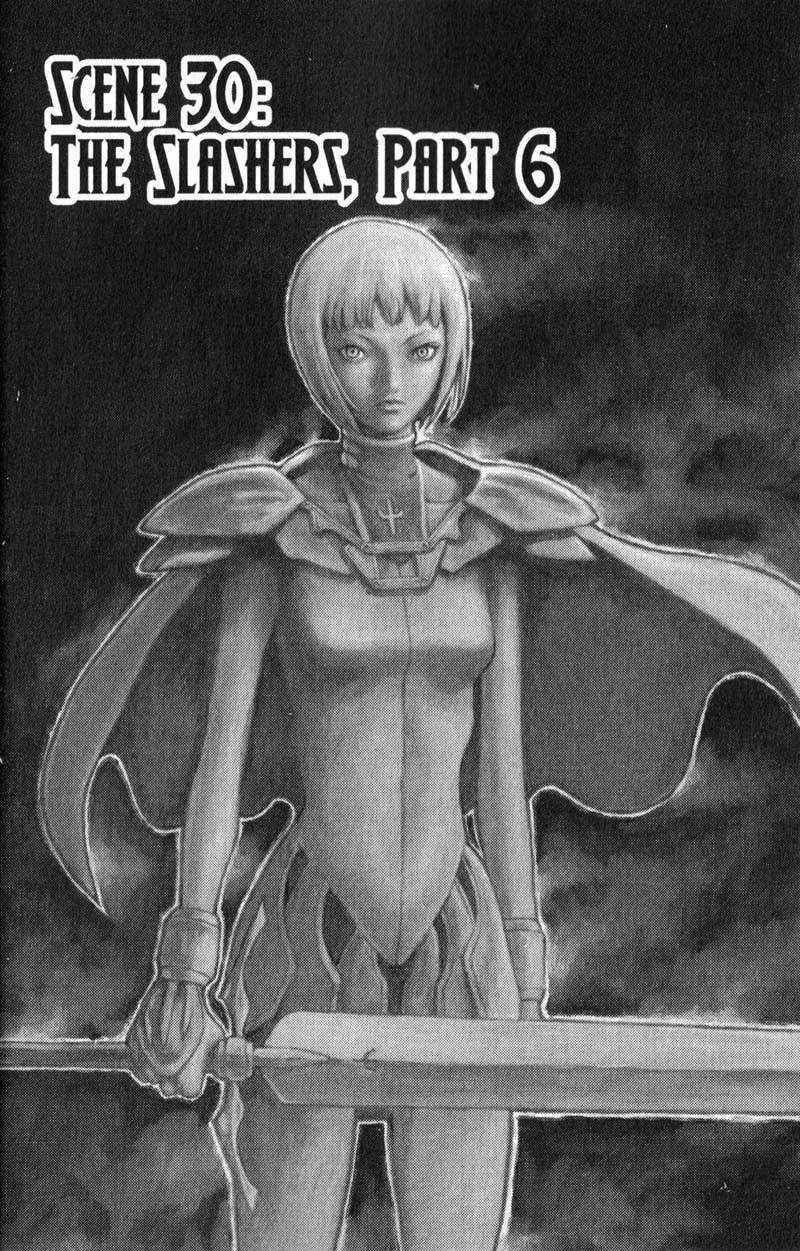 Claymore, Chapter 30 image 001