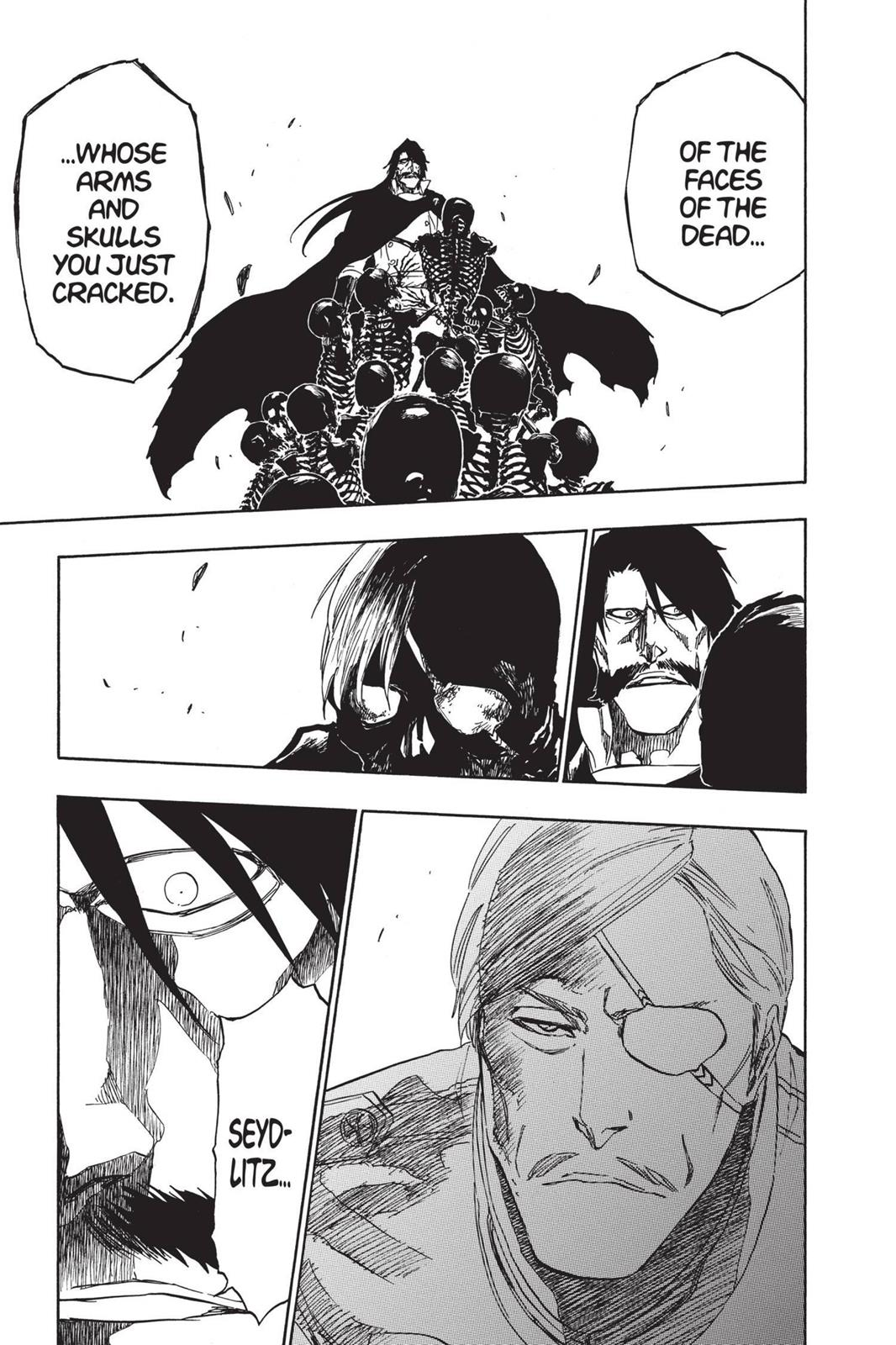 Bleach, Chapter 509 image 006