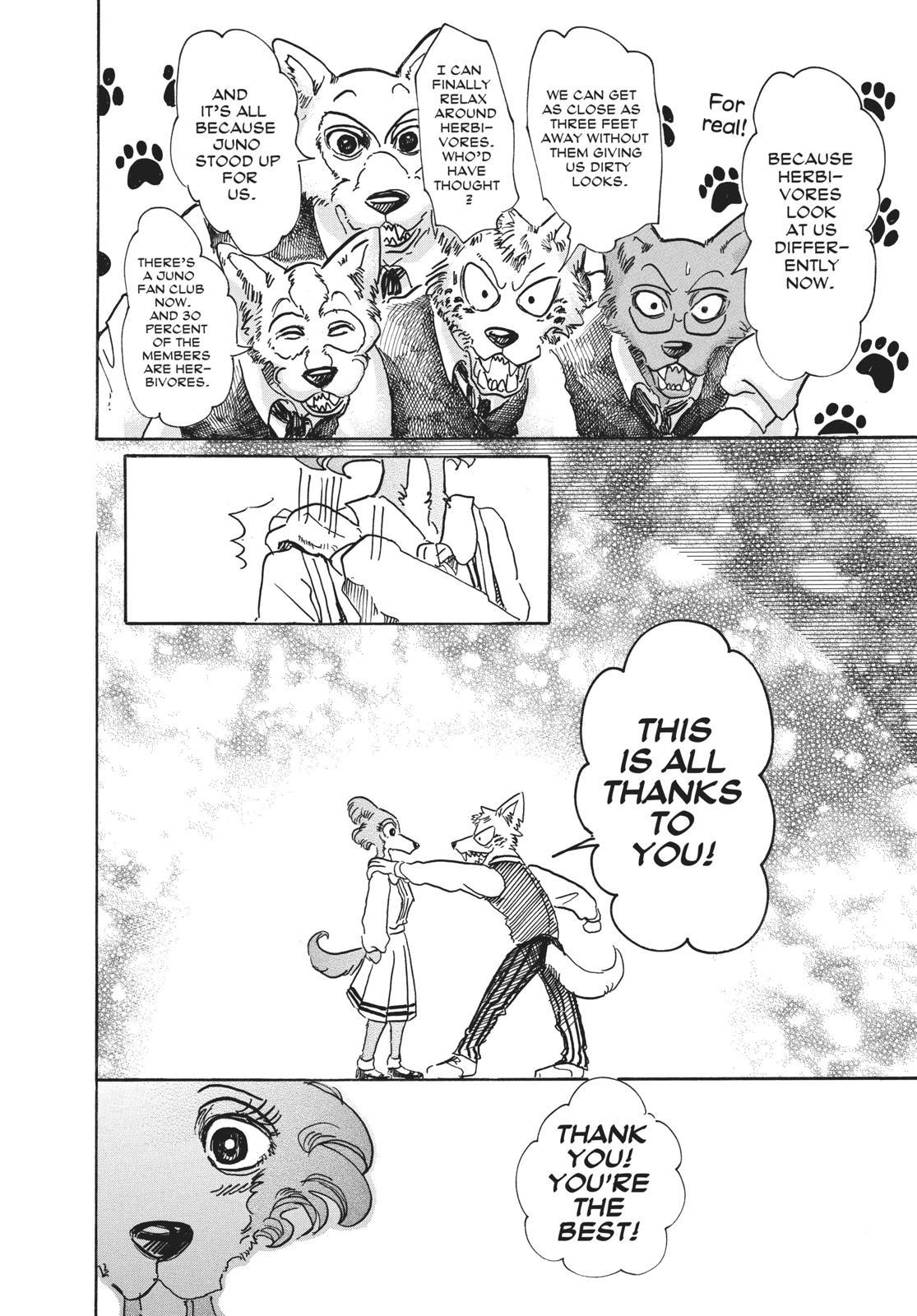 Beastars Manga, Chapter 52 image 013