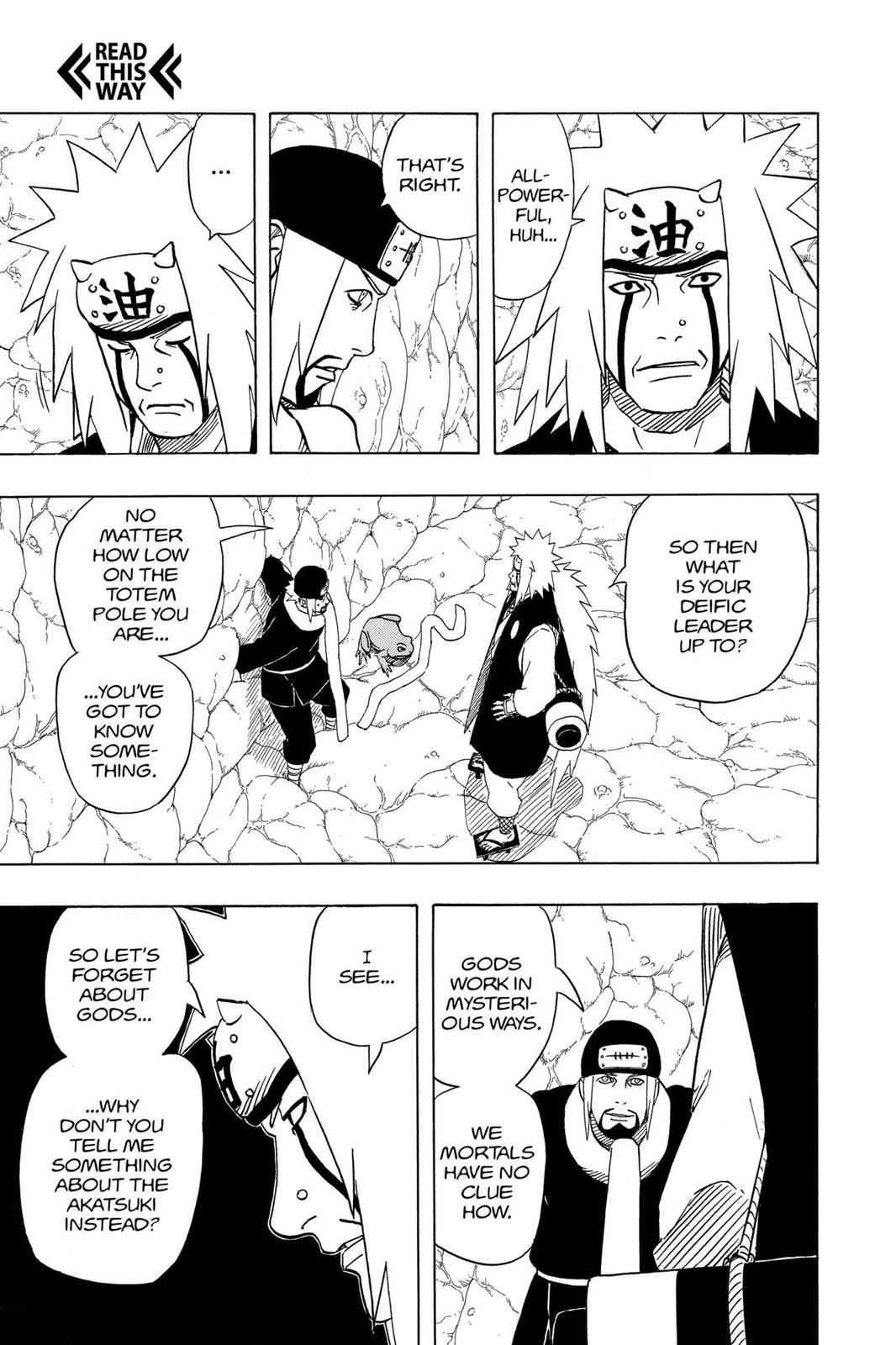 Naruto, Chapter 370 image 010