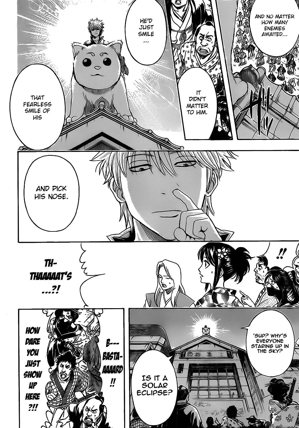 Gintama Chapter, 376 image 013