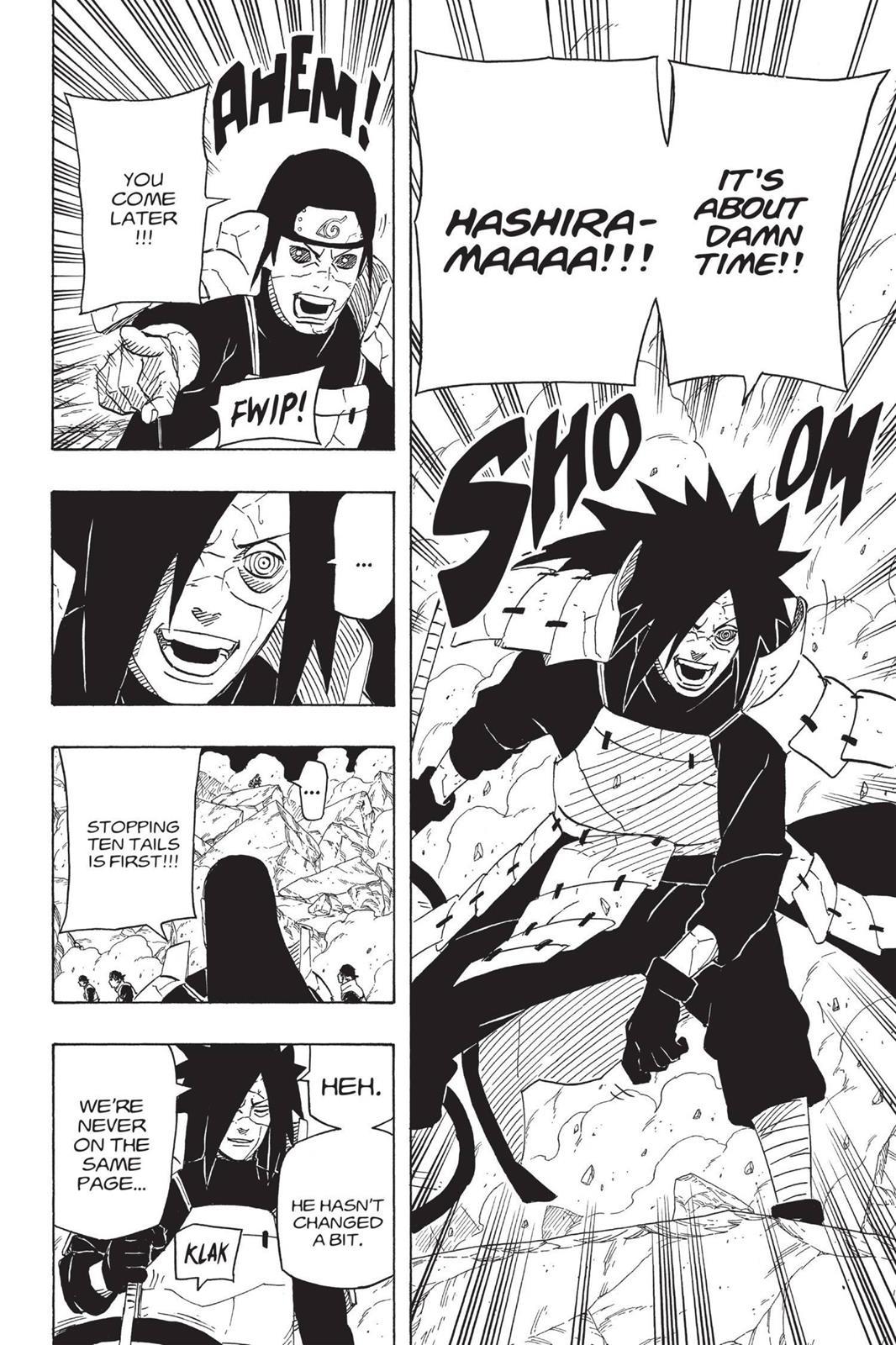 Naruto, Chapter 631 image 005