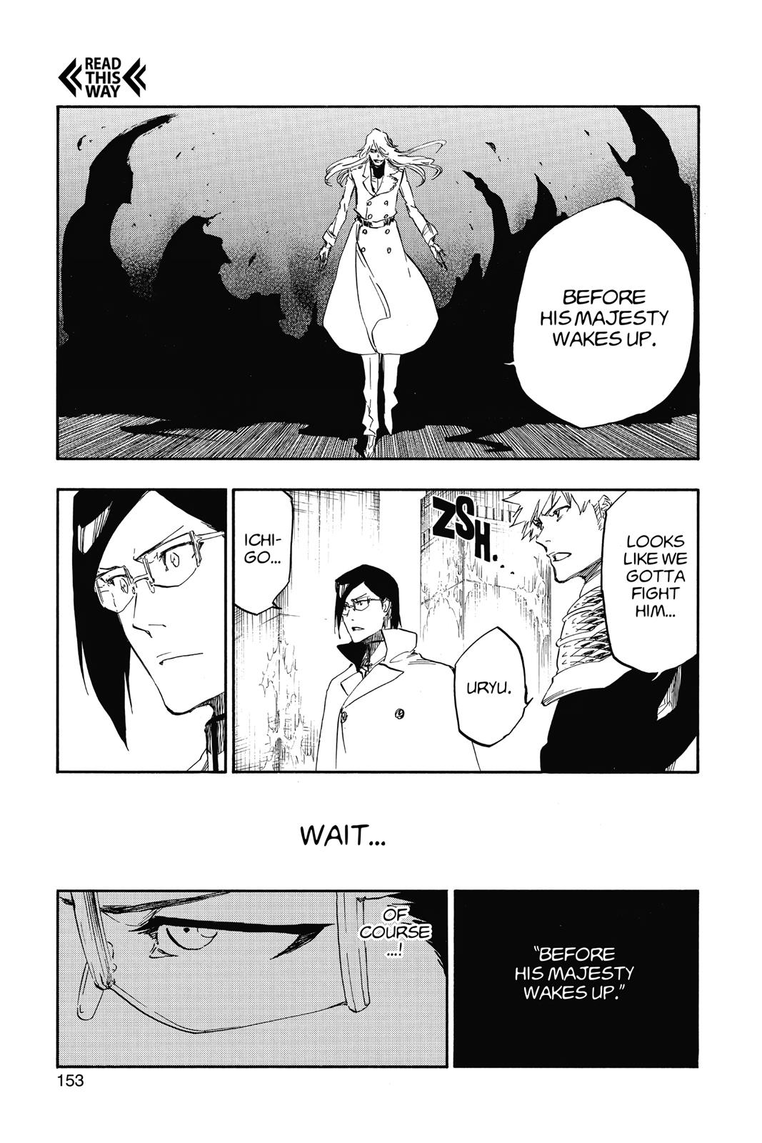Bleach, Chapter 661 image 003