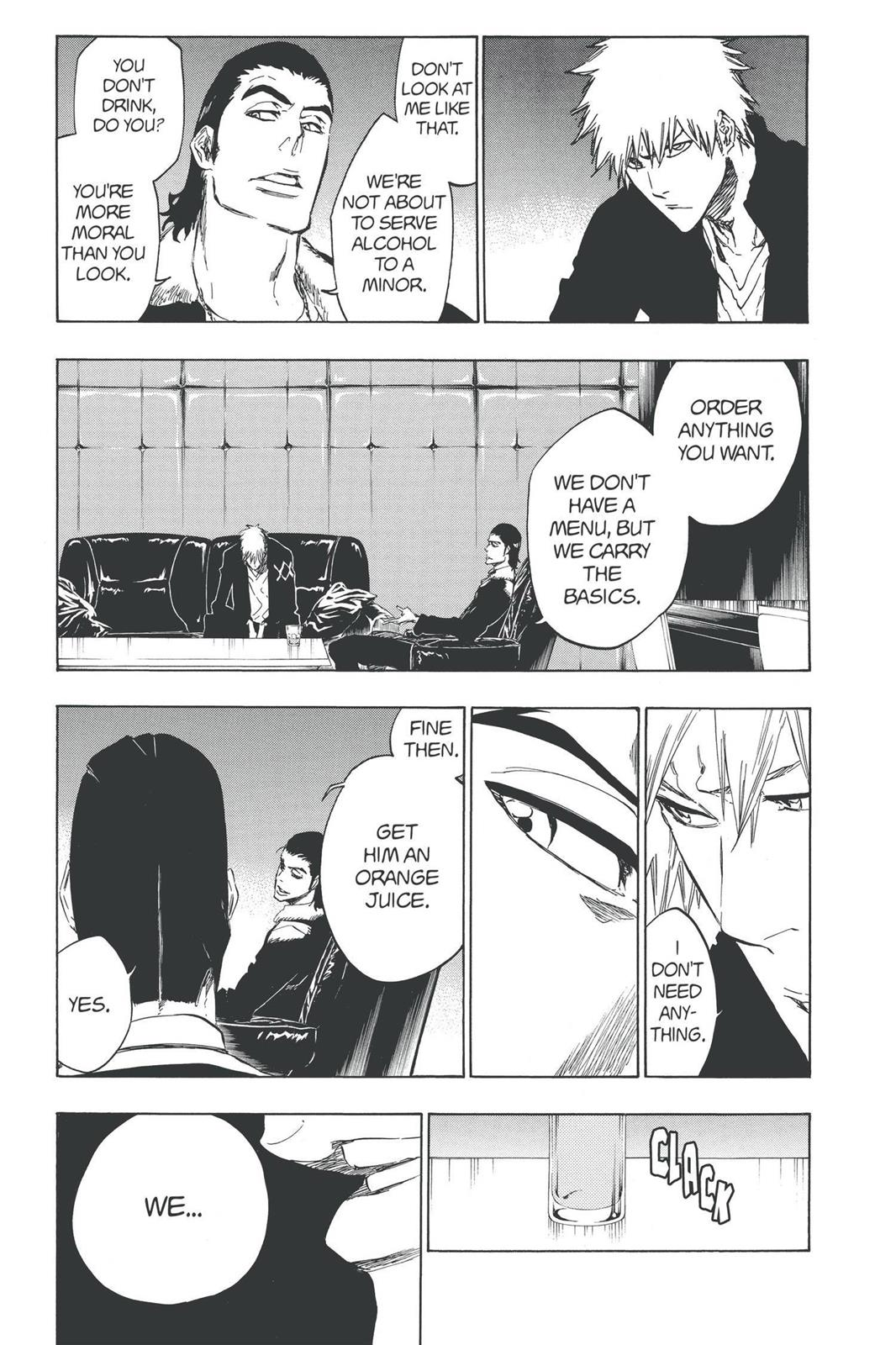 Bleach, Chapter 432 image 007