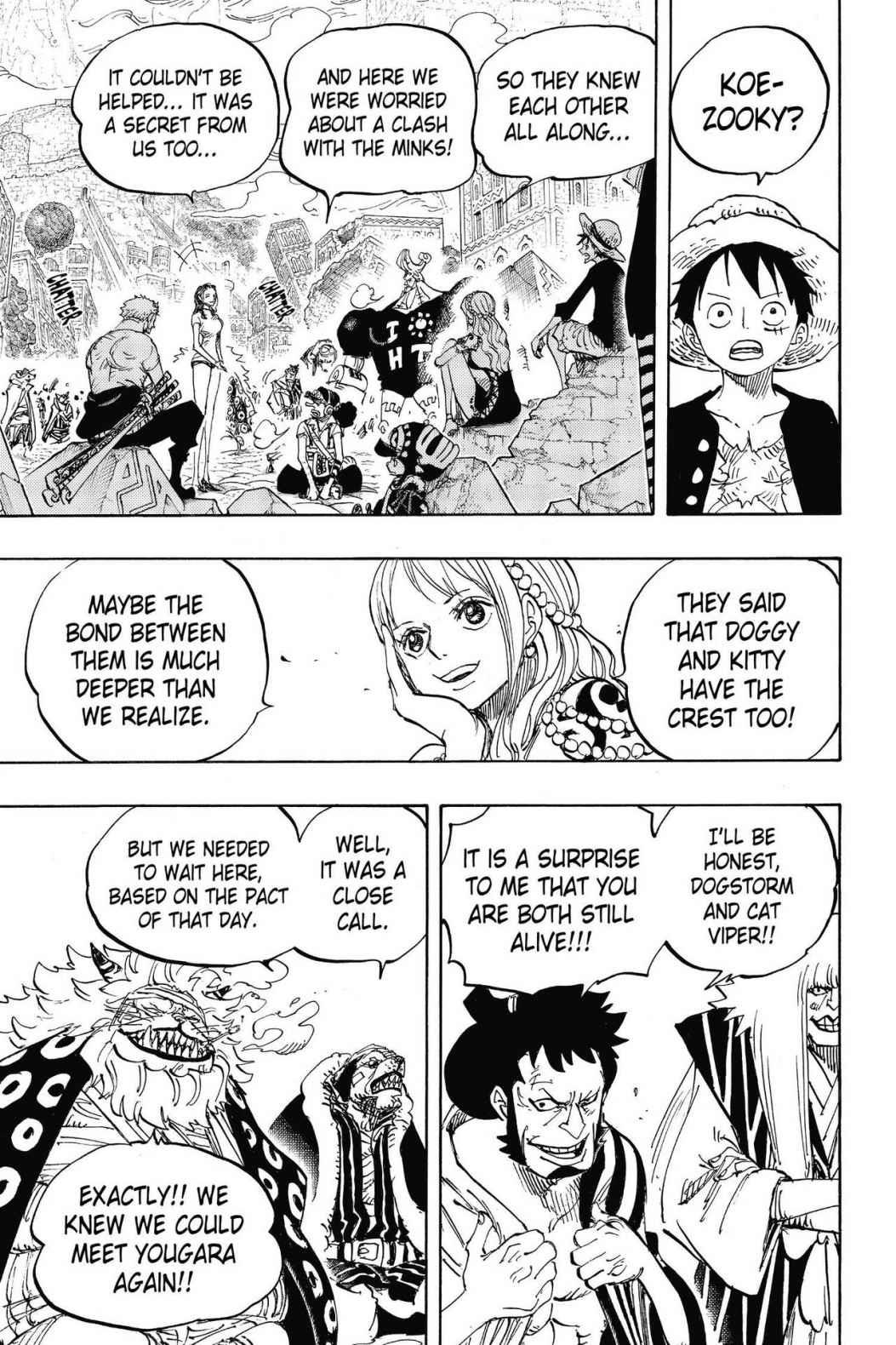 One Piece, Chapter 817 image 012