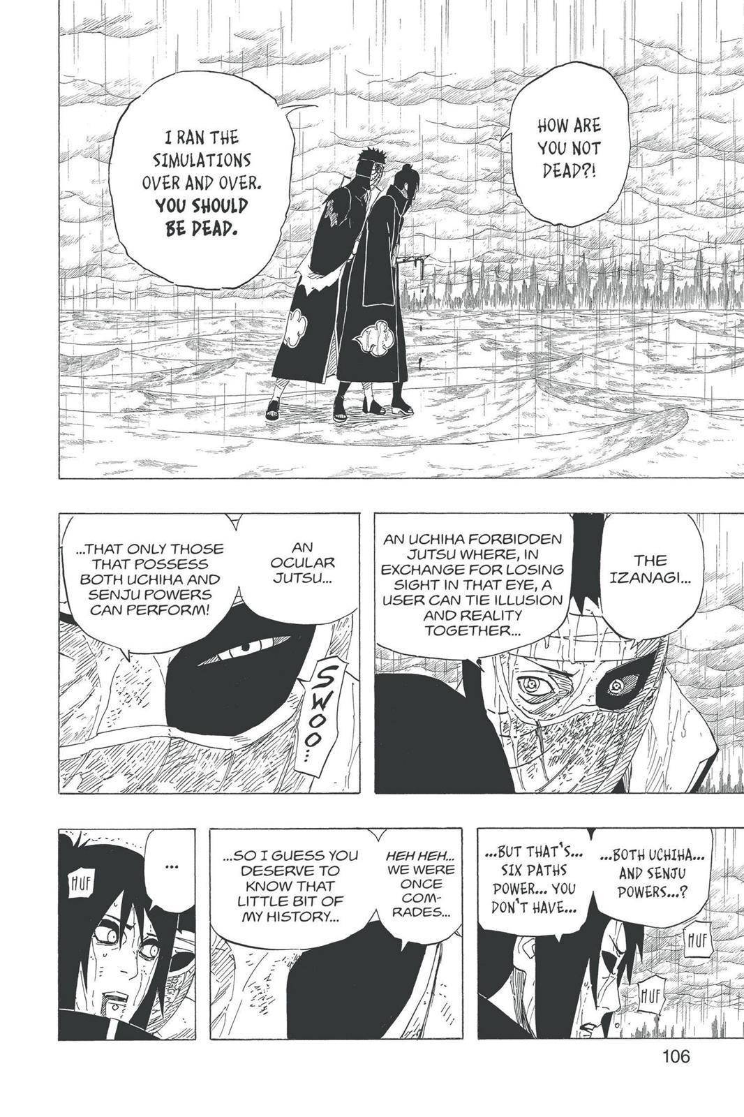 Naruto, Chapter 510 image 010
