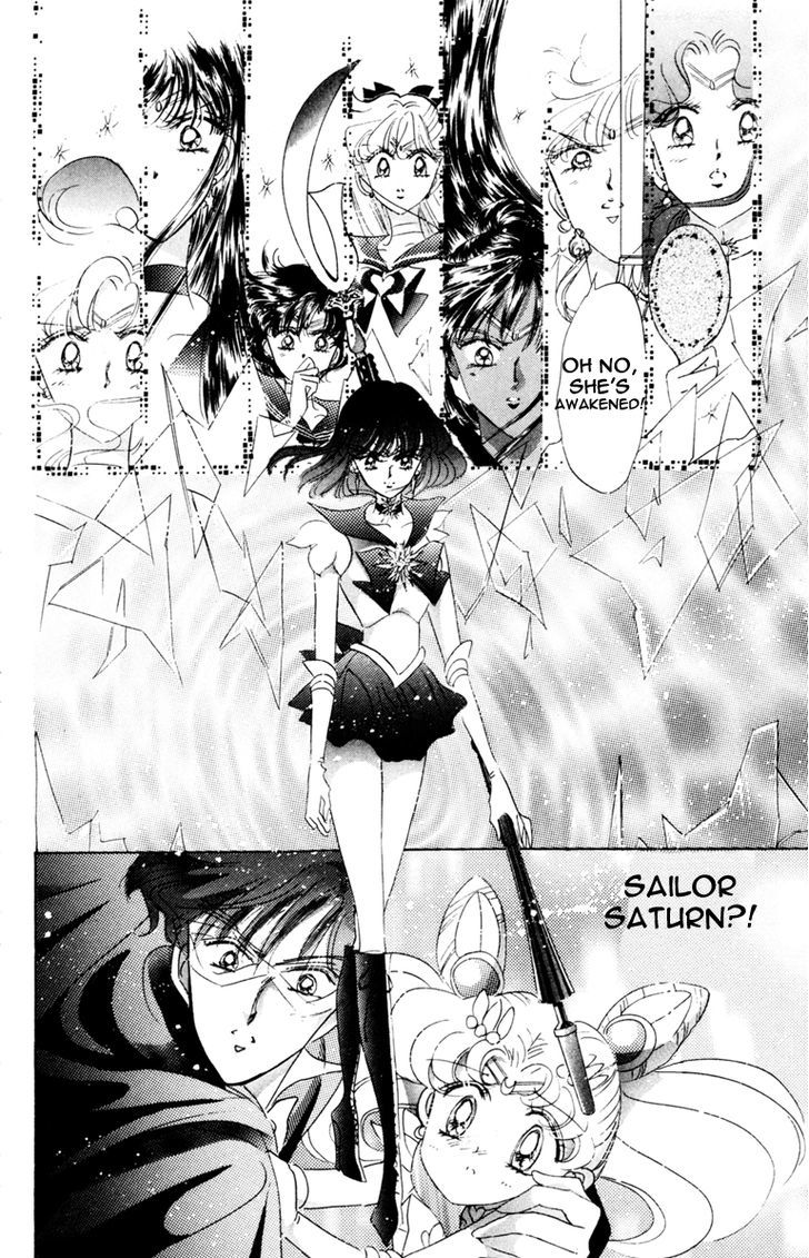 Sailor Moon, Cahpter 37 image 037