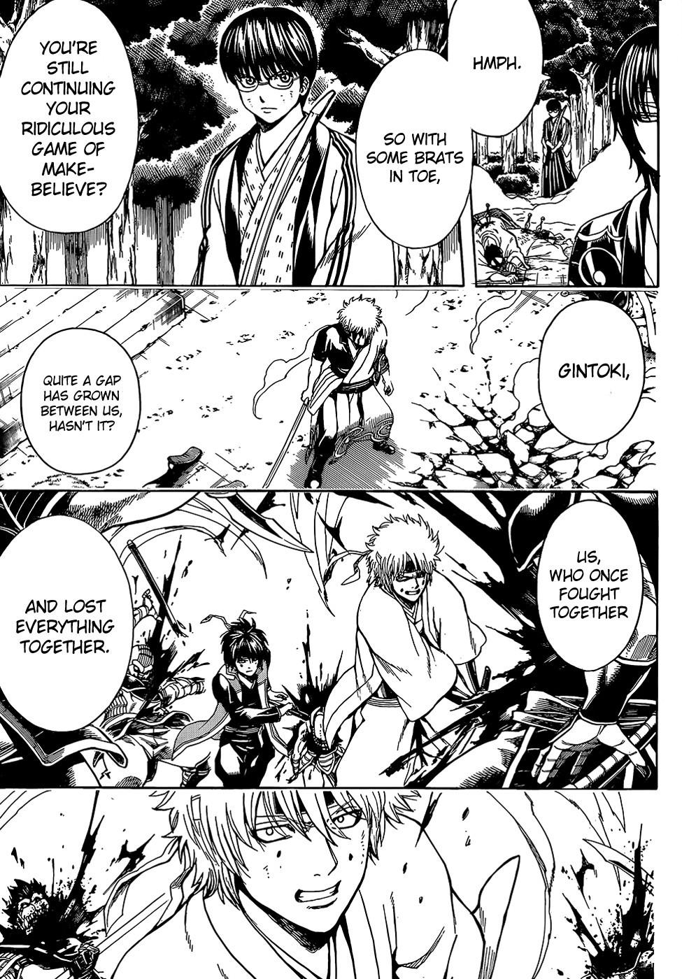 Gintama Chapter, 514 image 013