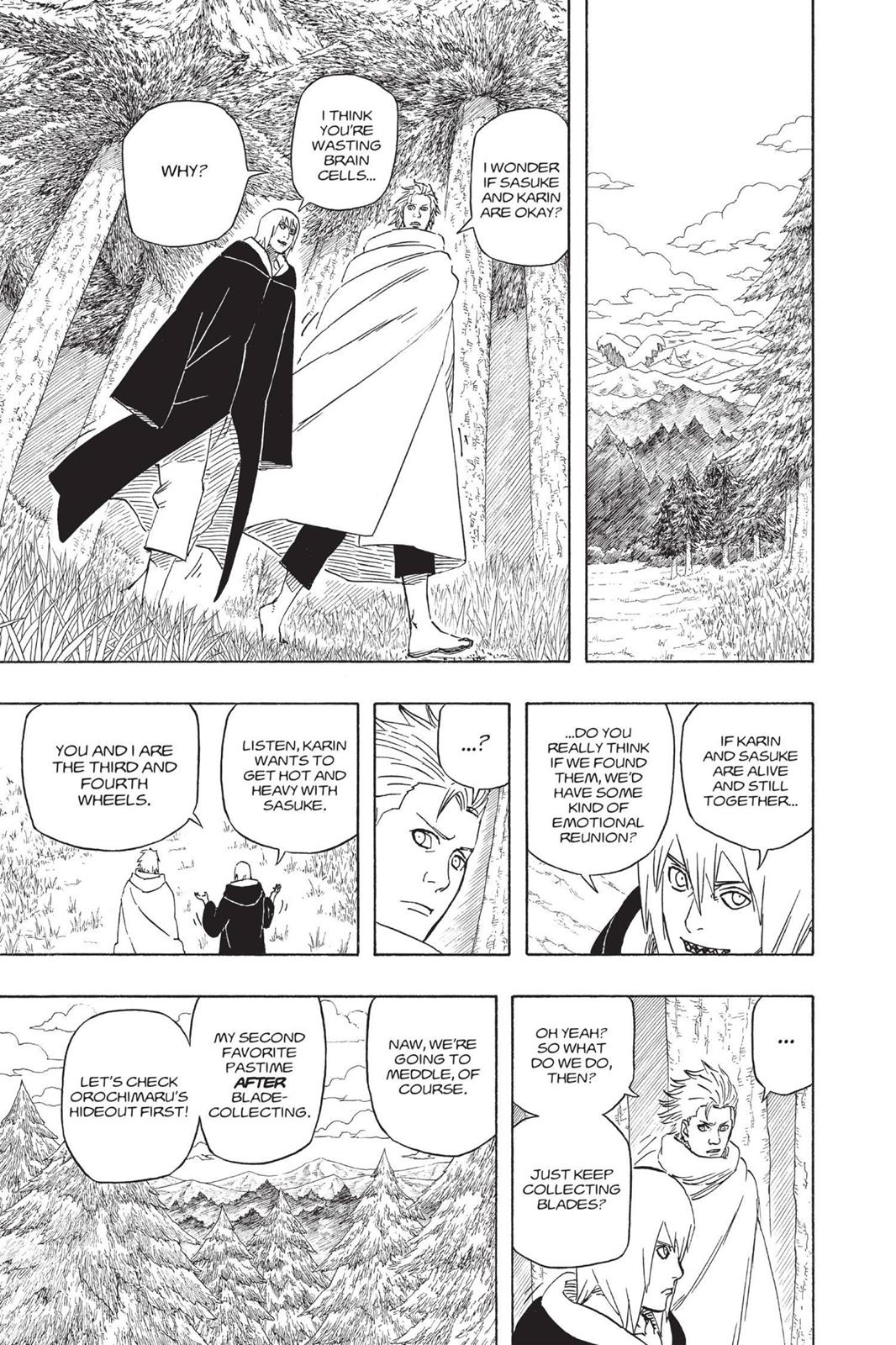 Naruto, Chapter 567 image 004