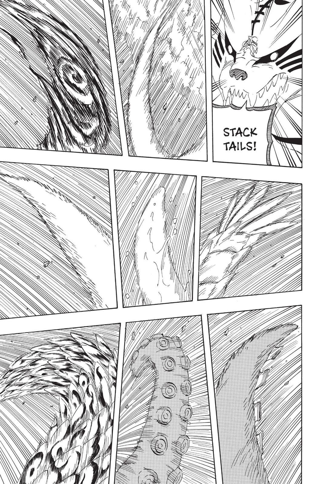 Naruto, Chapter 658 image 019