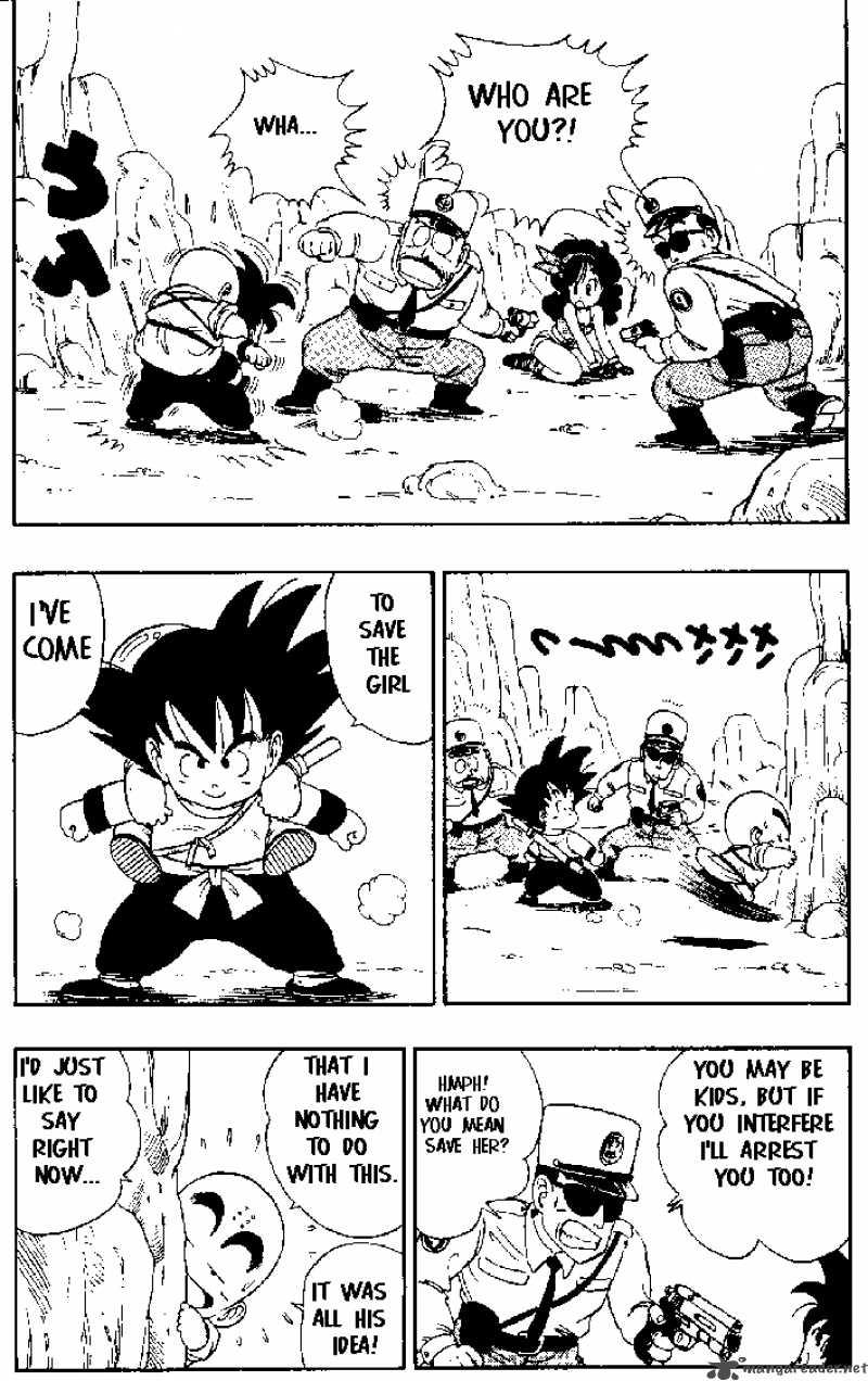 Dragon Ball, Chapter 27 image 012