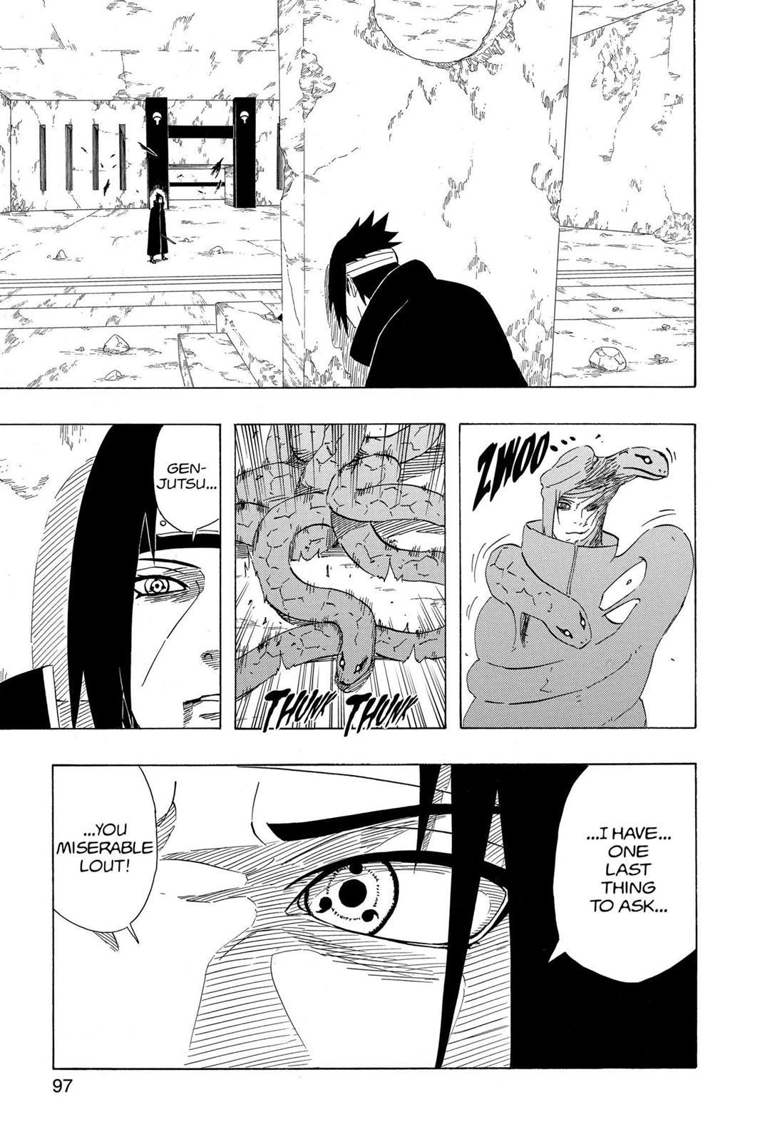 Naruto, Chapter 384 image 018