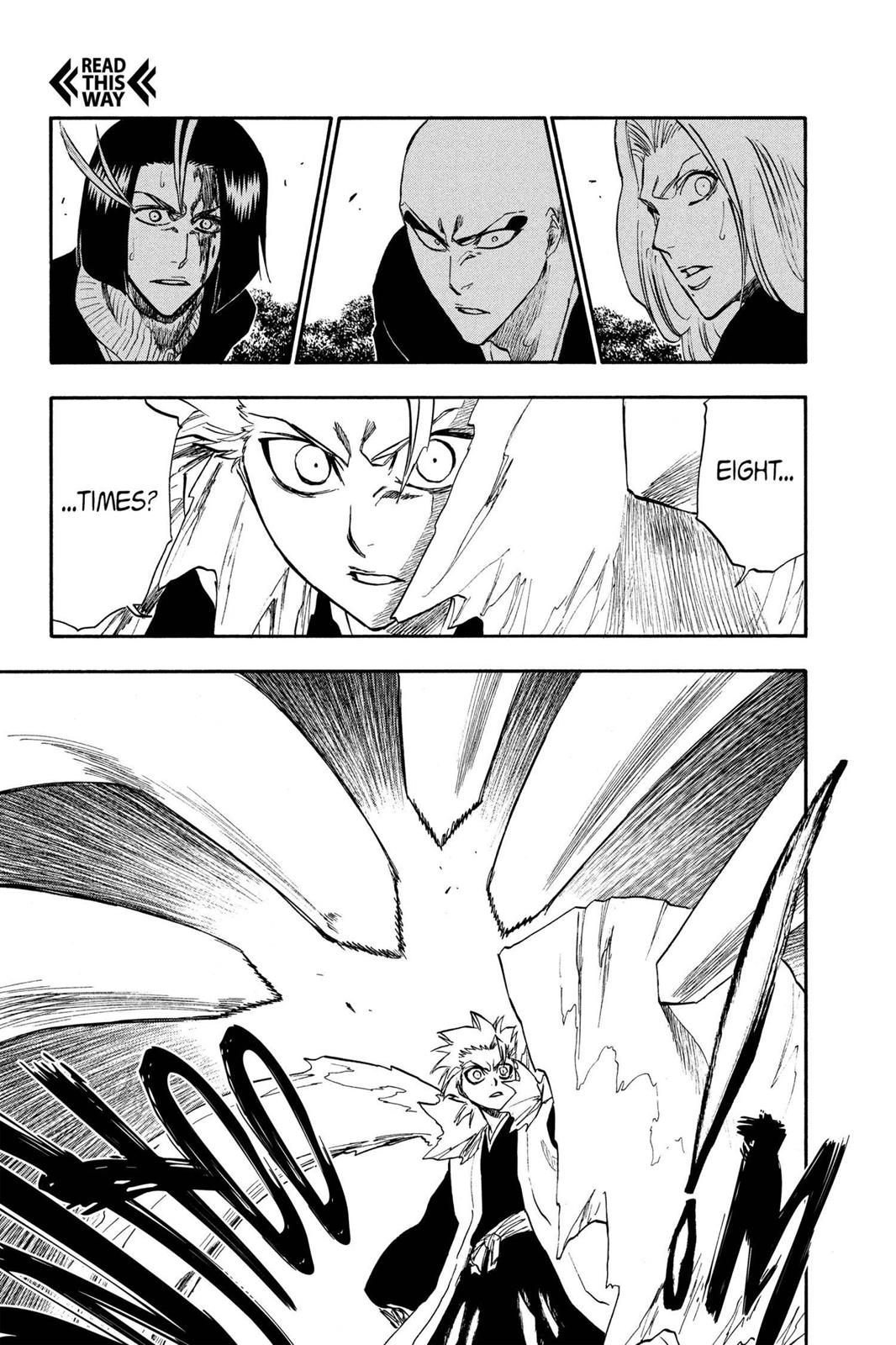 Bleach, Chapter 232 image 009
