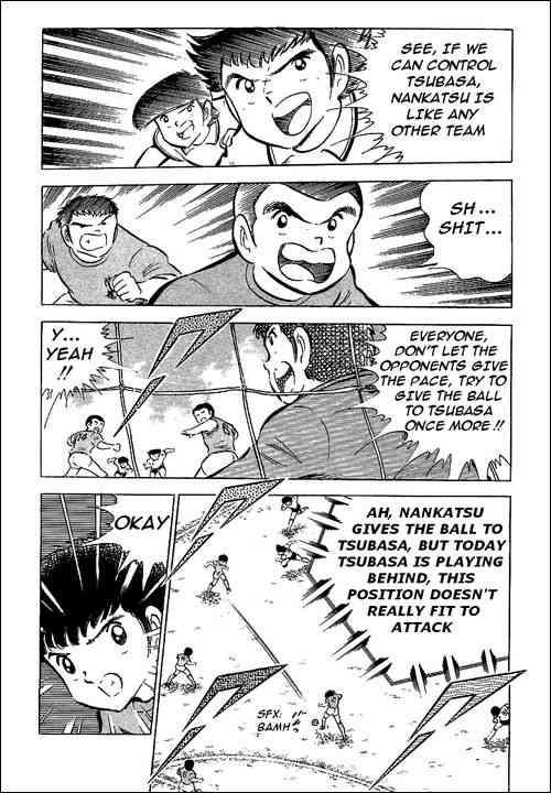 Captain Tsubasa, Chapter 55 image 024