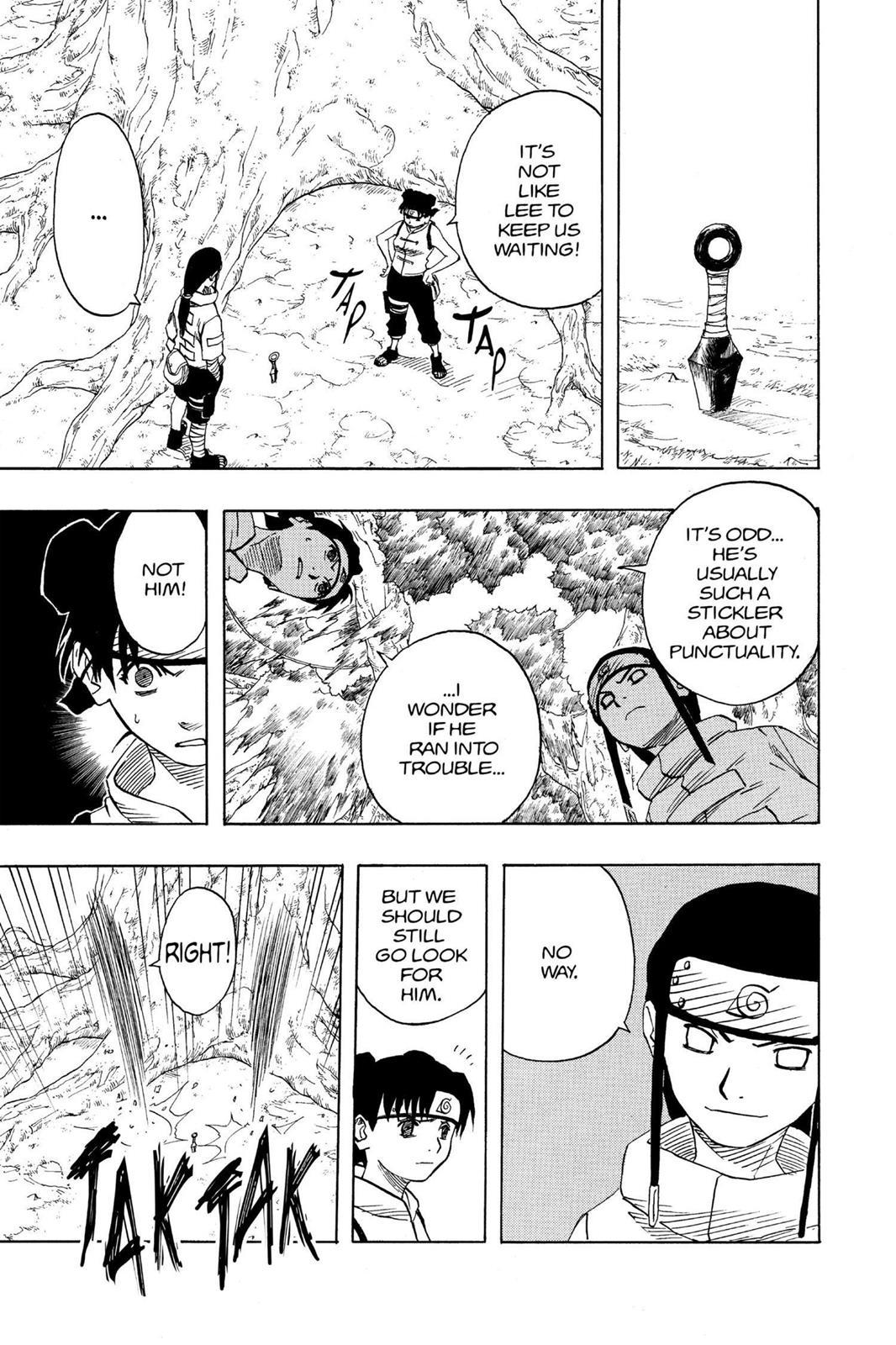 Naruto, Chapter 52 image 009