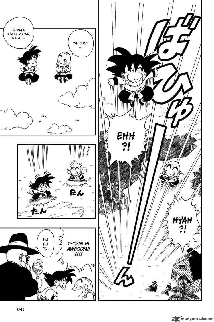 Dragon Ball, Chapter 32 image 010