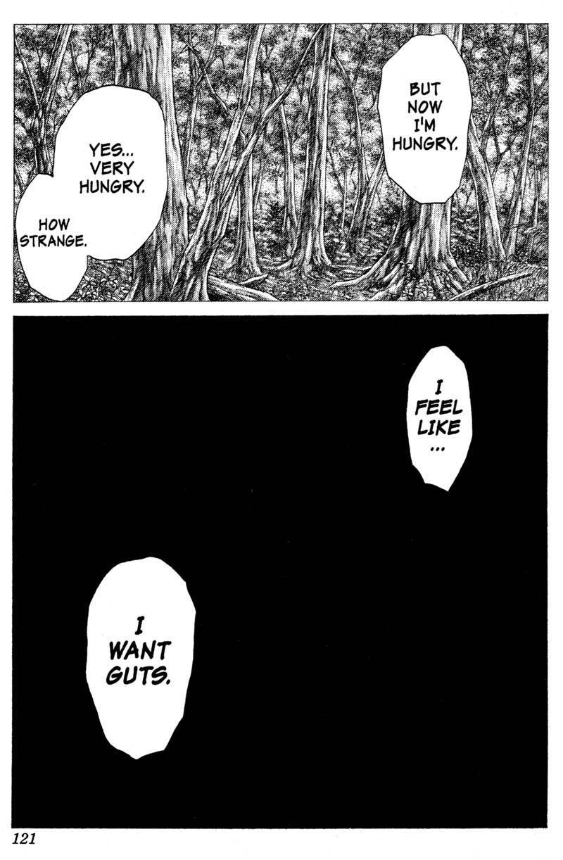 Claymore, Chapter 37 image 032