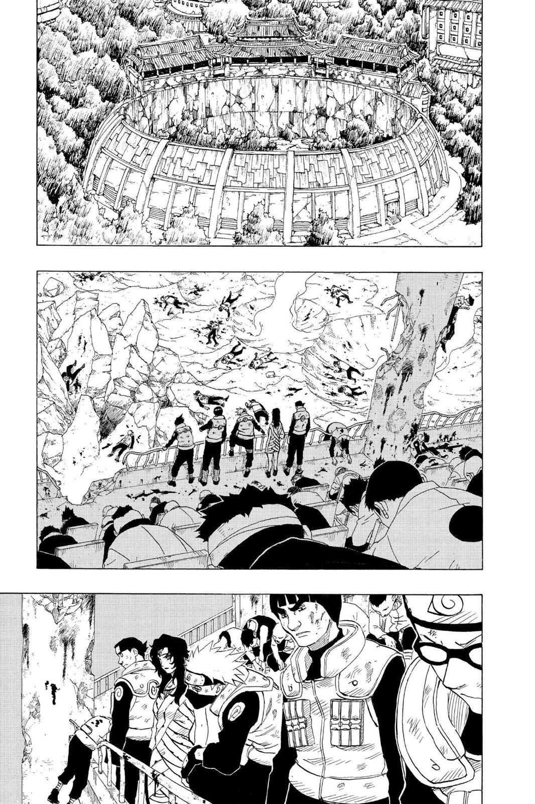 Naruto, Chapter 136 image 024