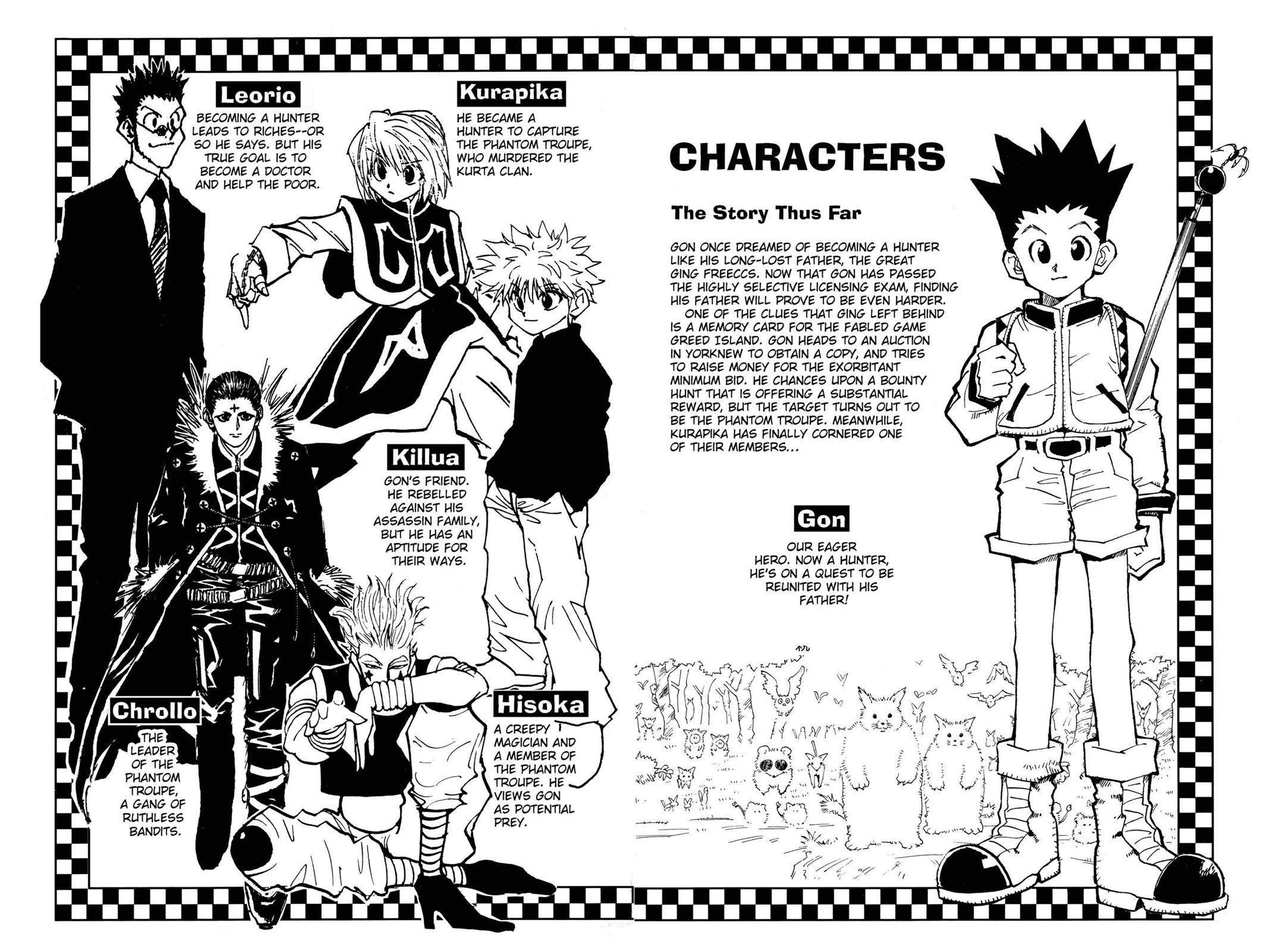 Hunter X Hunter, Chapter 84 image 005