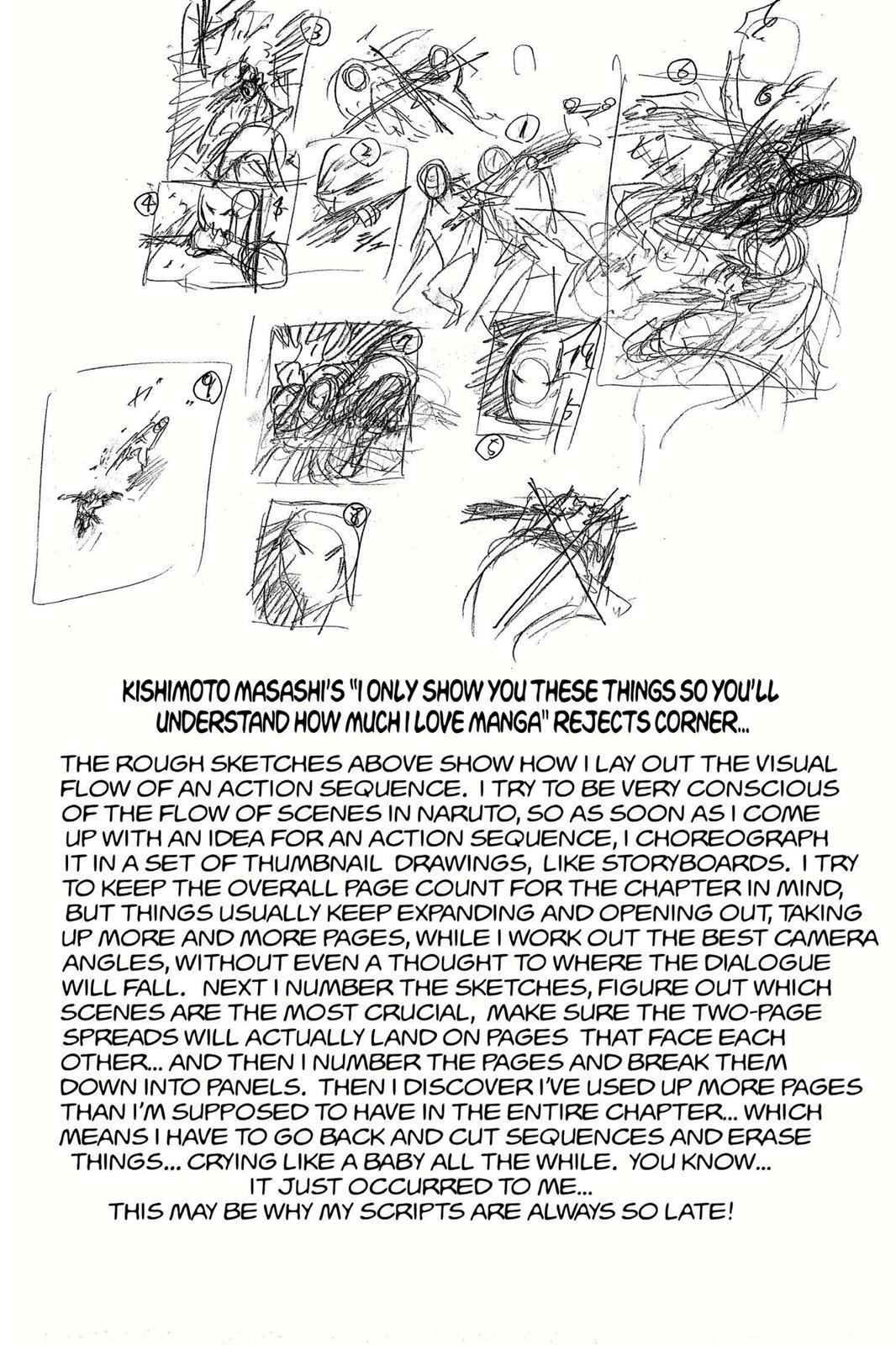 Naruto, Chapter 44 image 020