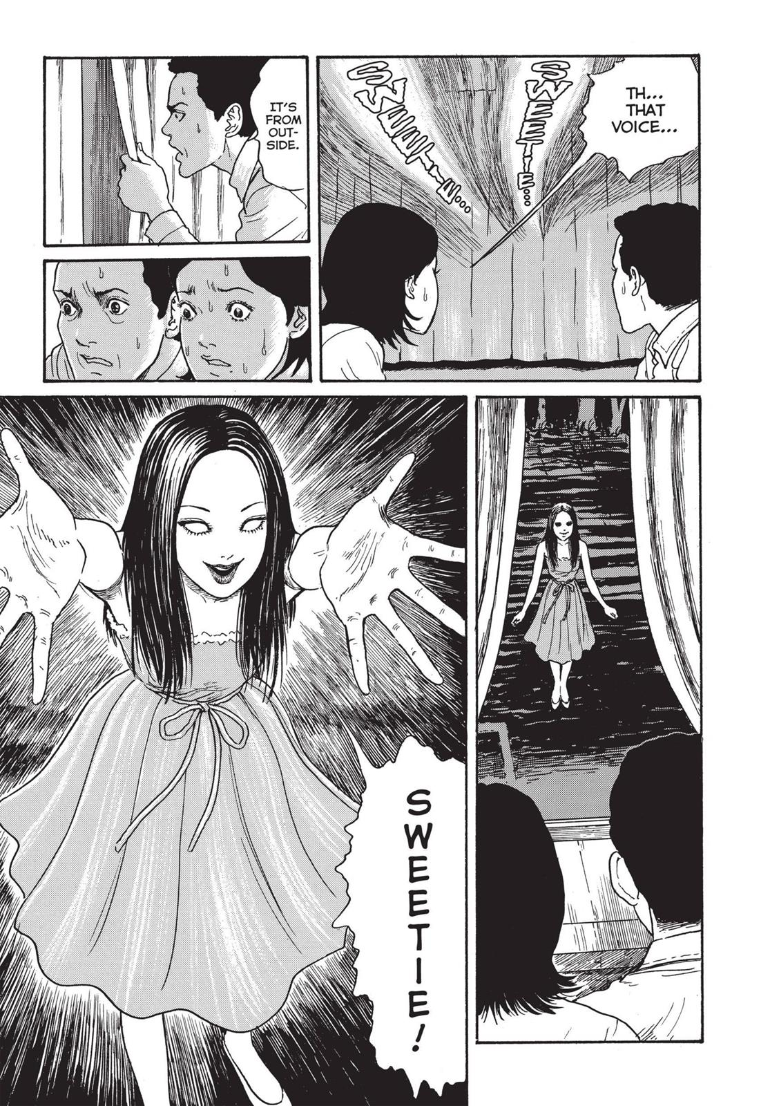 Tomie, Chapter 14 image 029
