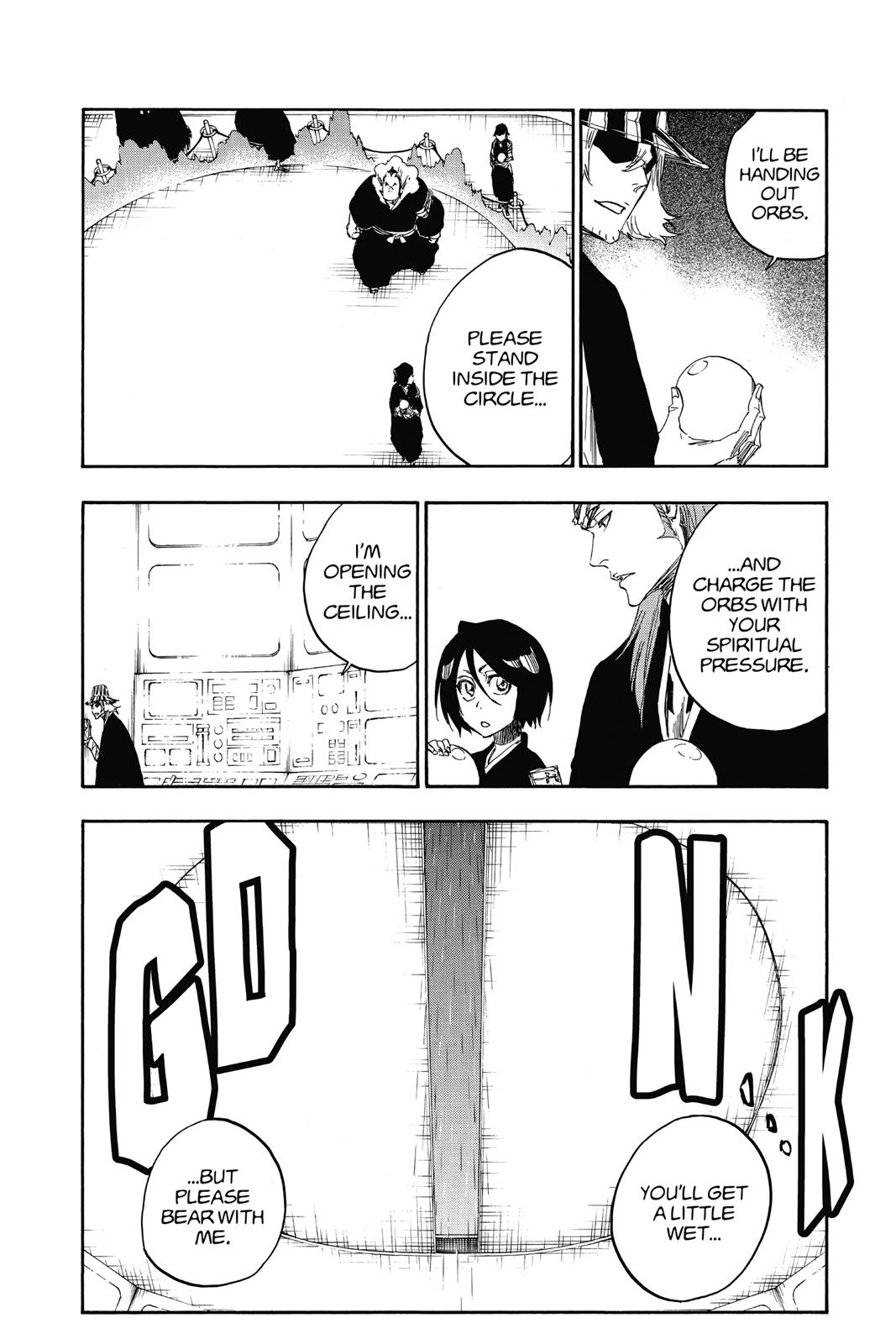 Bleach, Chapter 613 image 010