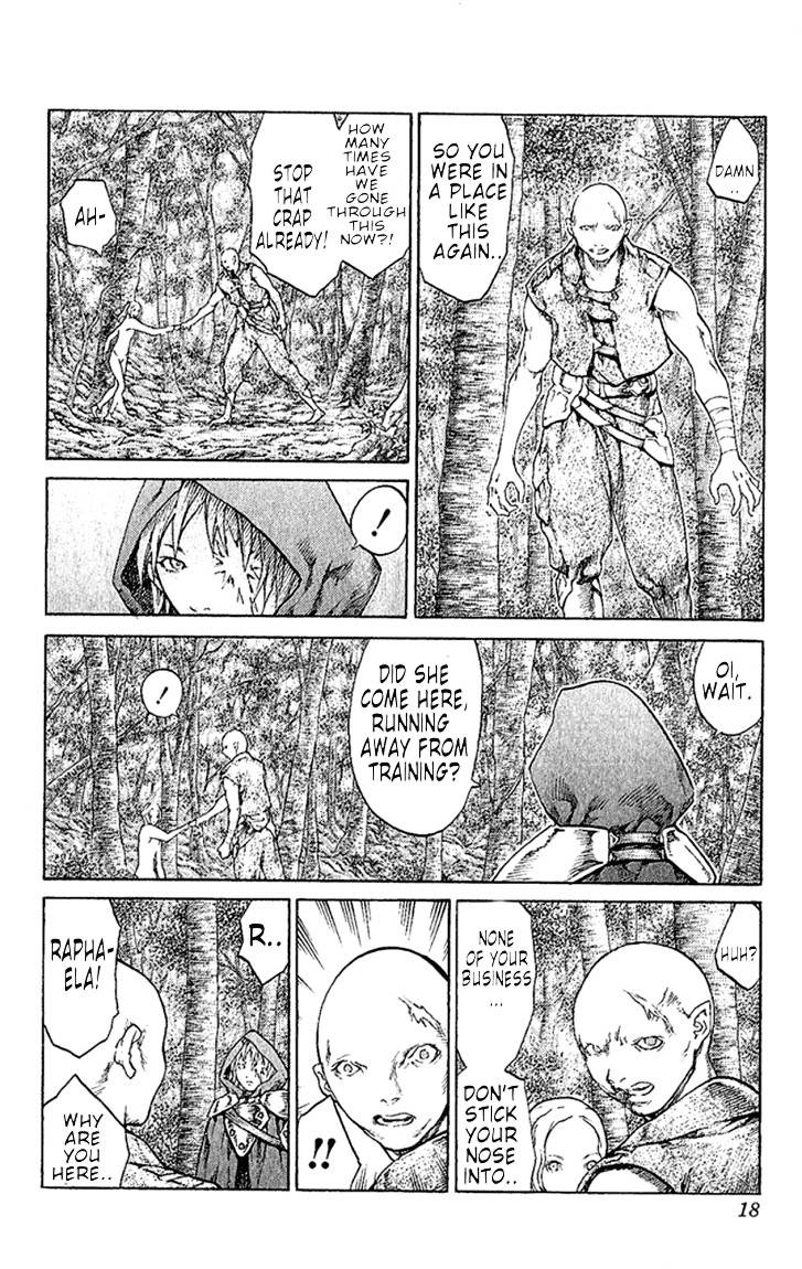 Claymore, Chapter 64 image 019