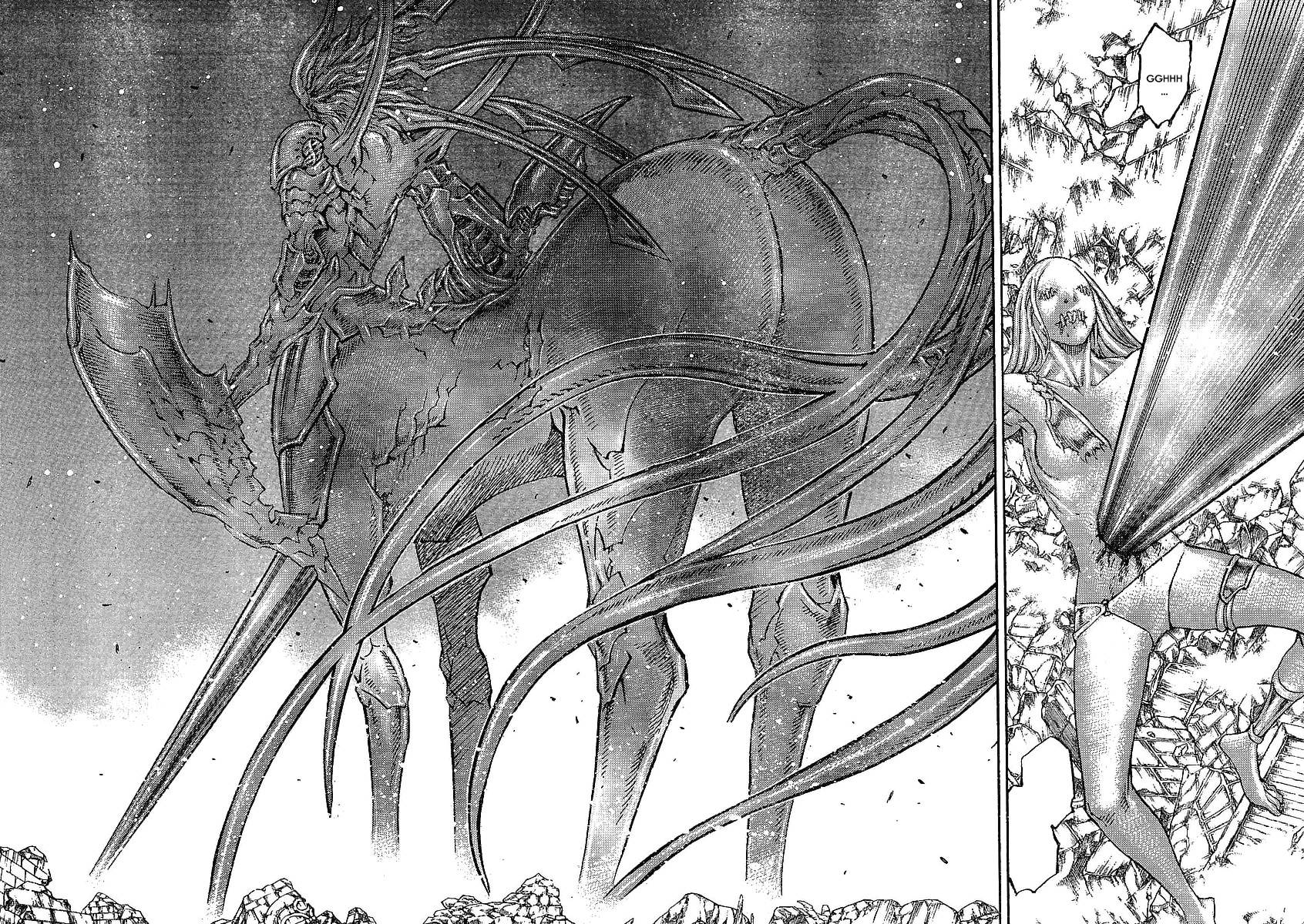 Claymore, Chapter 88 image 011