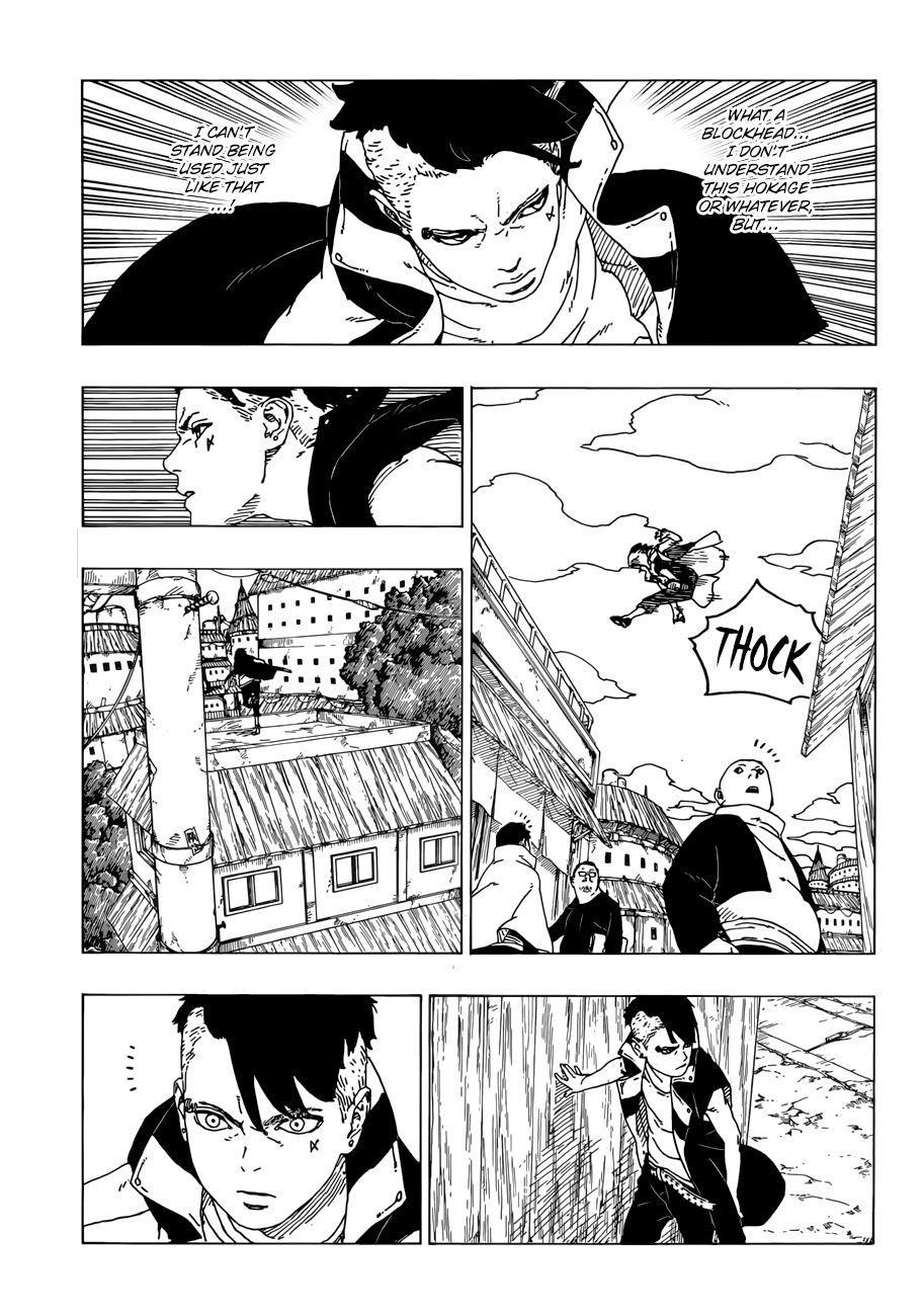 Boruto Manga, Chapter 26 image 024