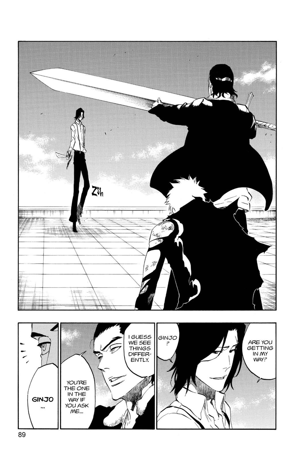 Bleach, Chapter 446 image 003