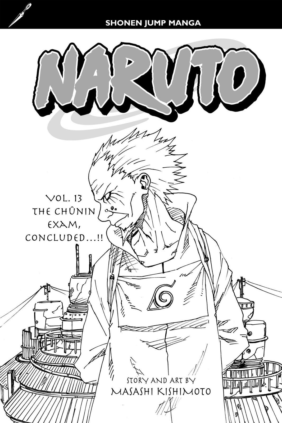 Naruto, Chapter 109 image 004