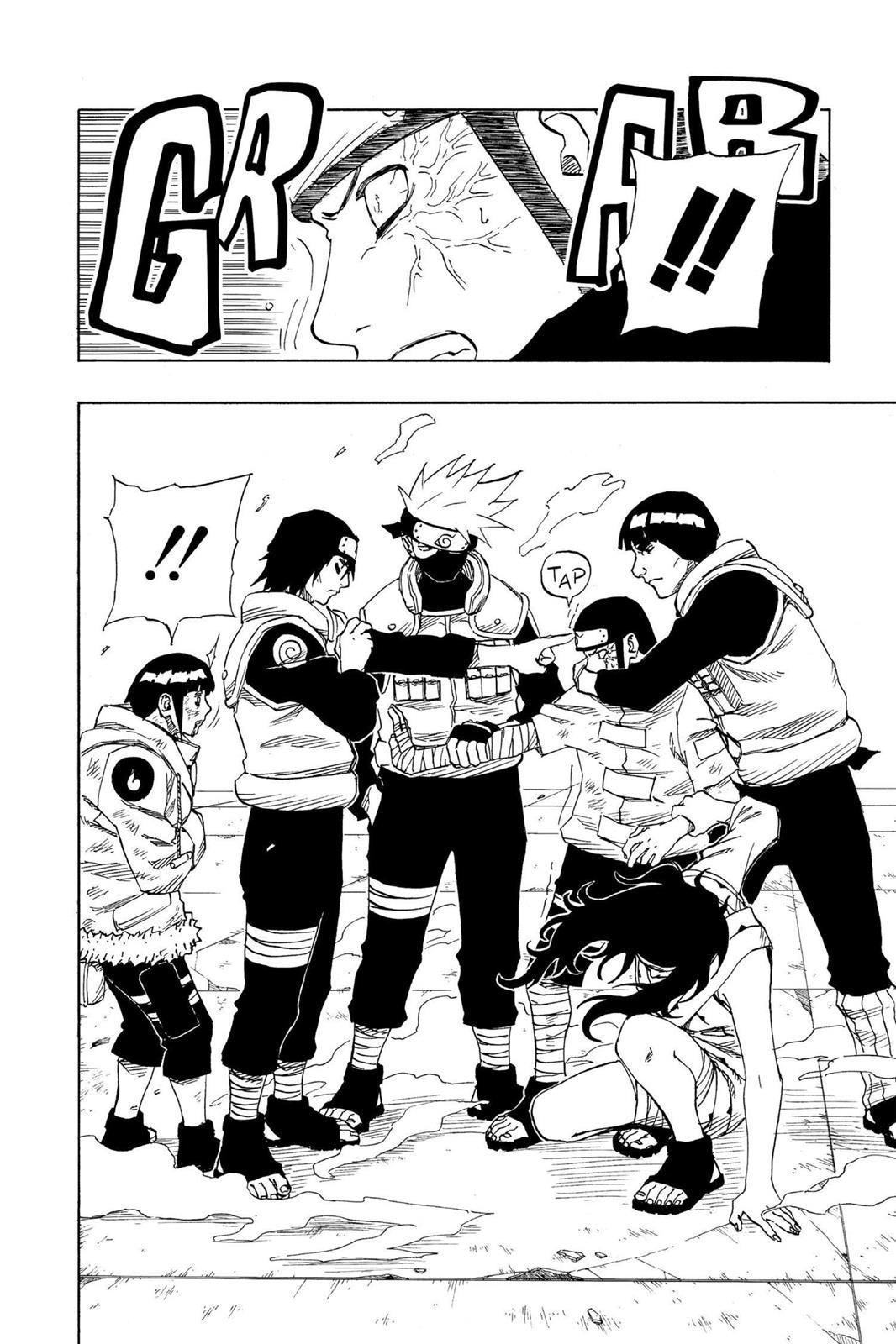 Naruto, Chapter 80 image 016