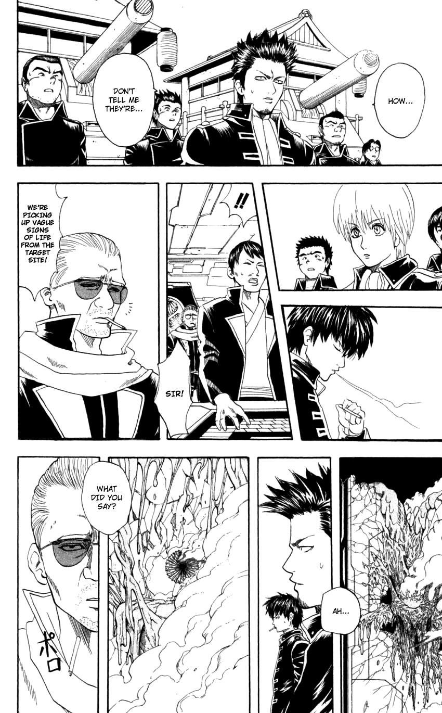 Gintama Chapter, 63 image 009