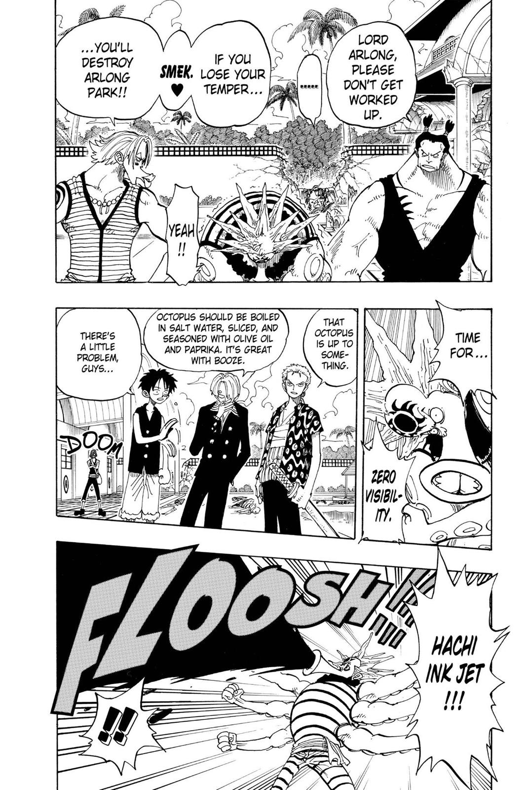 One Piece, Chapter 83 image 004