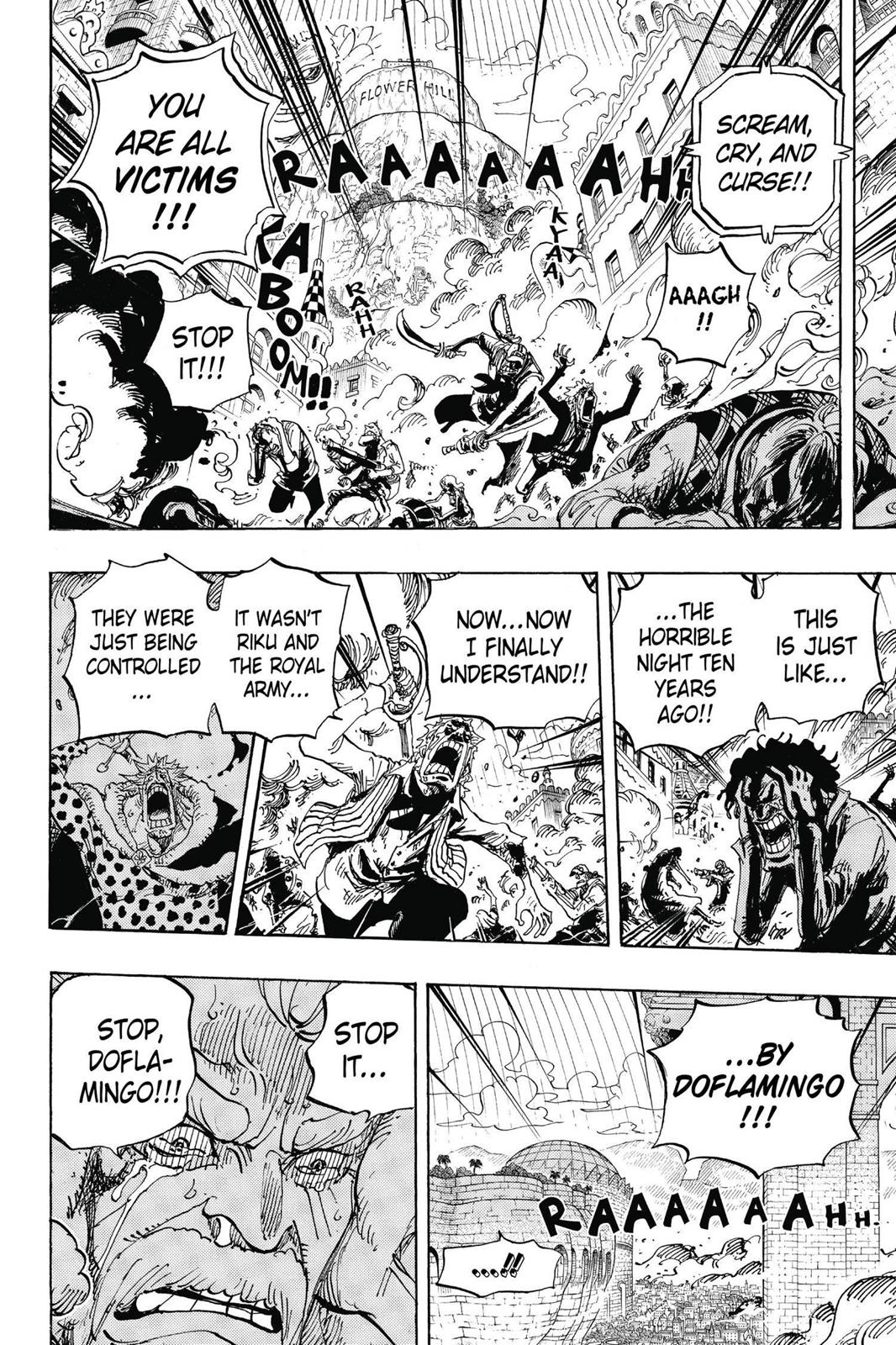 One Piece, Chapter 746 image 006