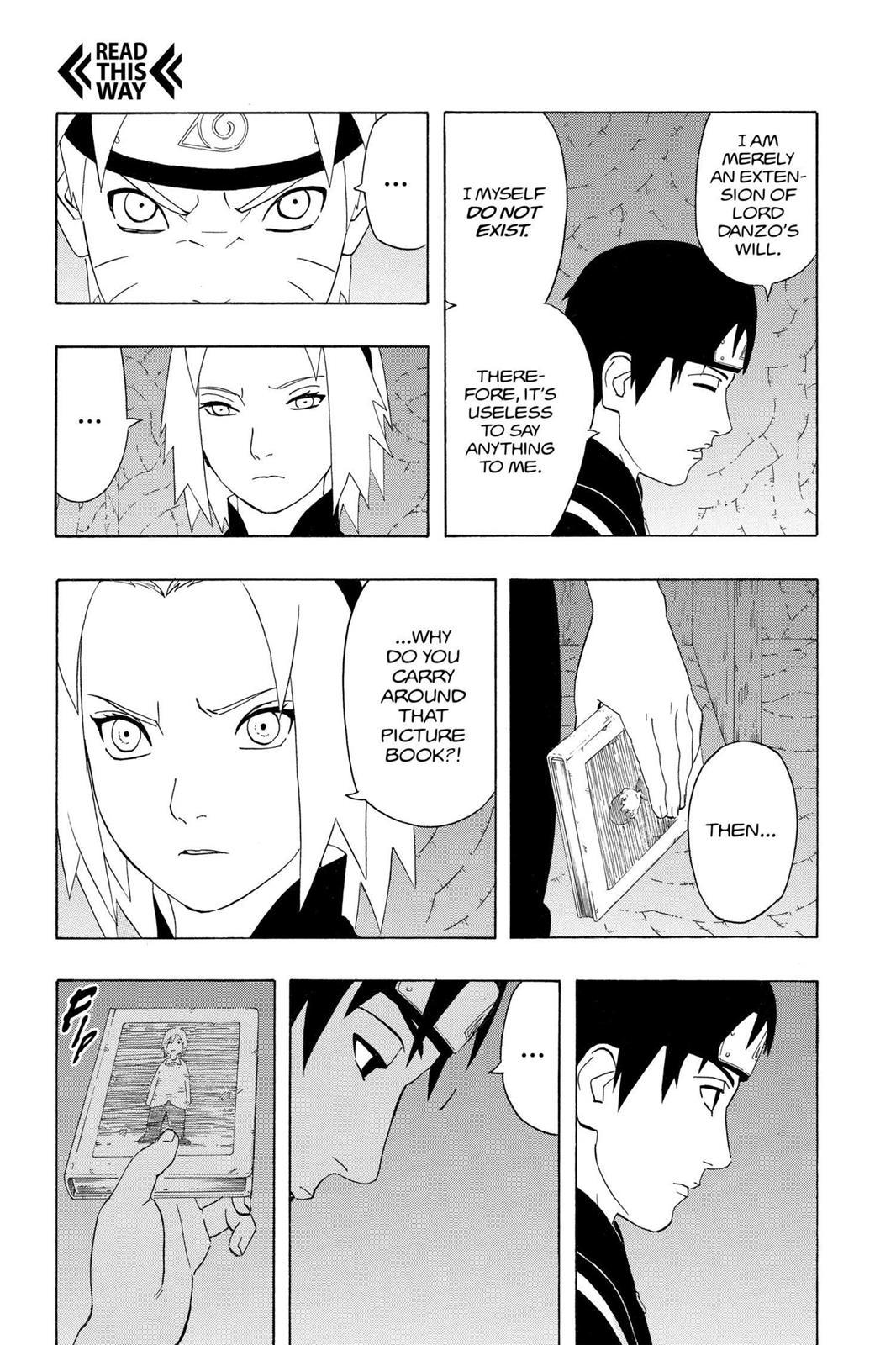 Naruto, Chapter 303 image 005