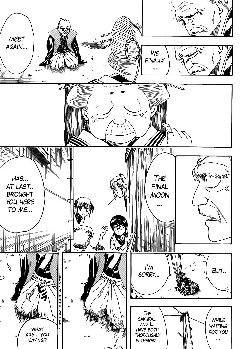 Gintama Chapter, 399 image 017
