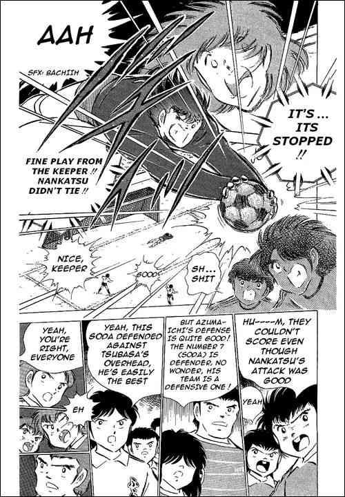 Captain Tsubasa, Chapter 60 image 031