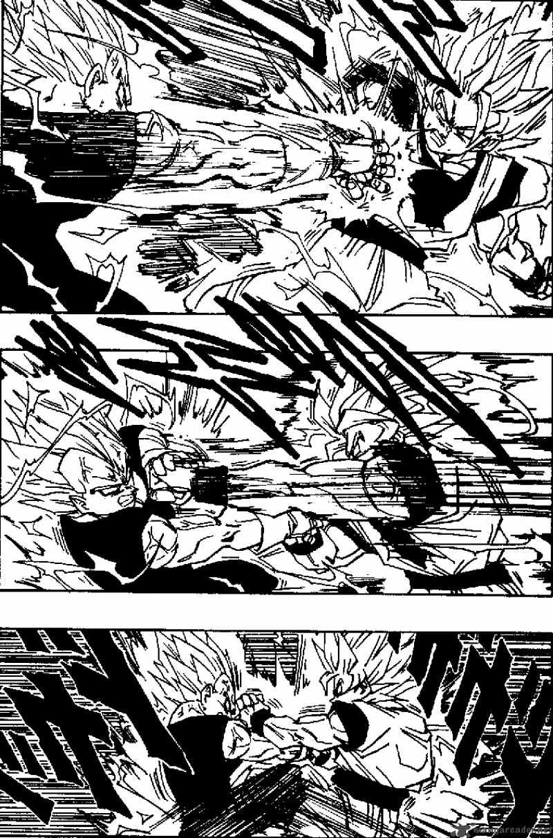 Dragon Ball, Chapter 459 image 011