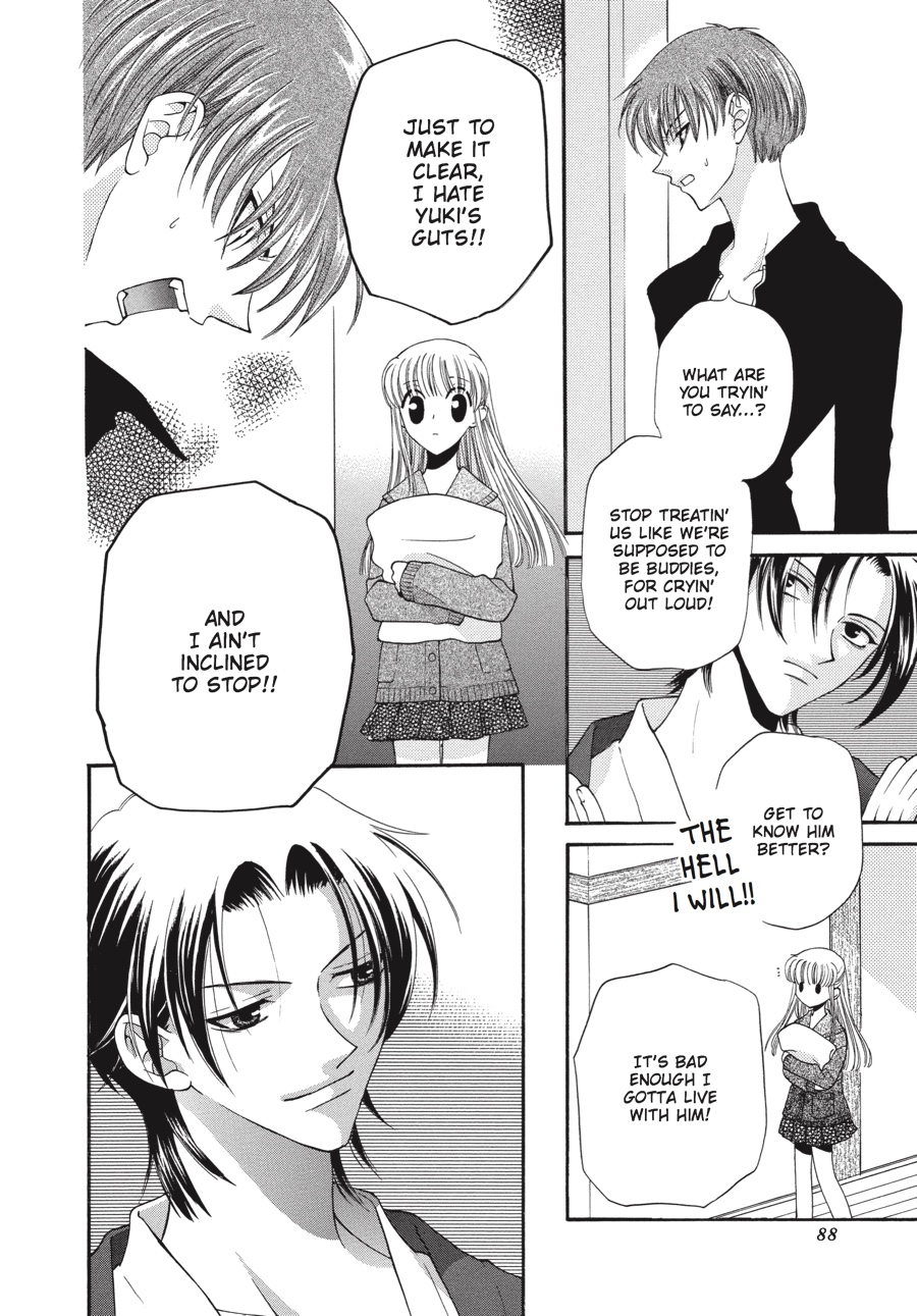 Fruits Basket, Chapter 15 image 020
