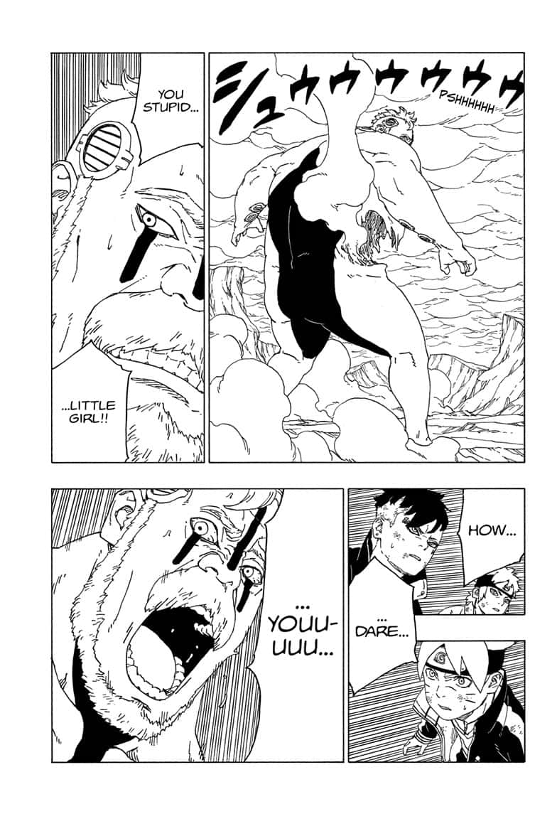 Boruto Manga, Chapter 43 image 005