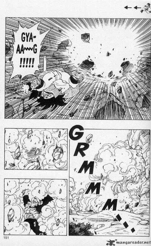Dragon Ball, Chapter 239 image 009