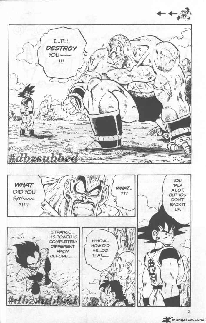 Dragon Ball, Chapter 225 image 002