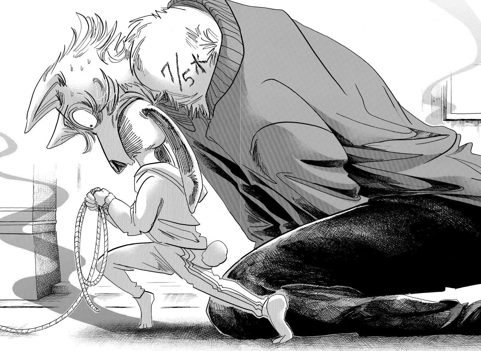 Beastars Manga, Chapter 170 image 015