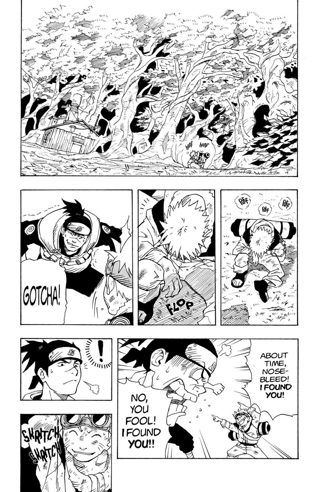 Naruto, Chapter 1 image 029