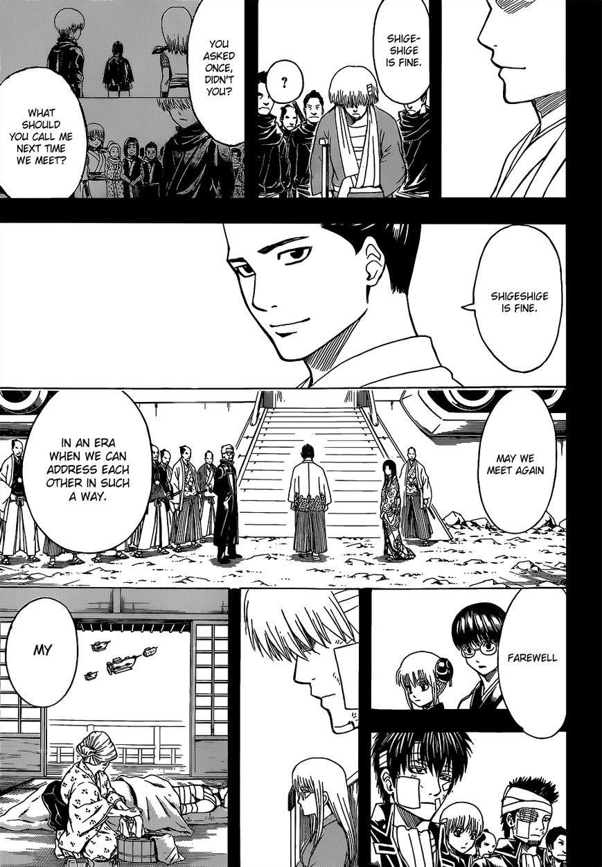 Gintama Chapter, 524 image 009